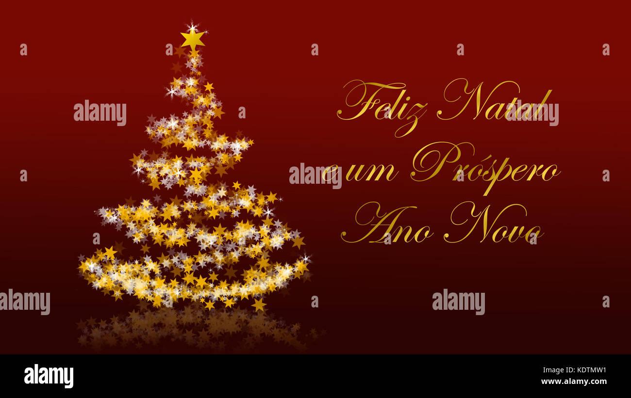 Black Tinsel Christmas Tree