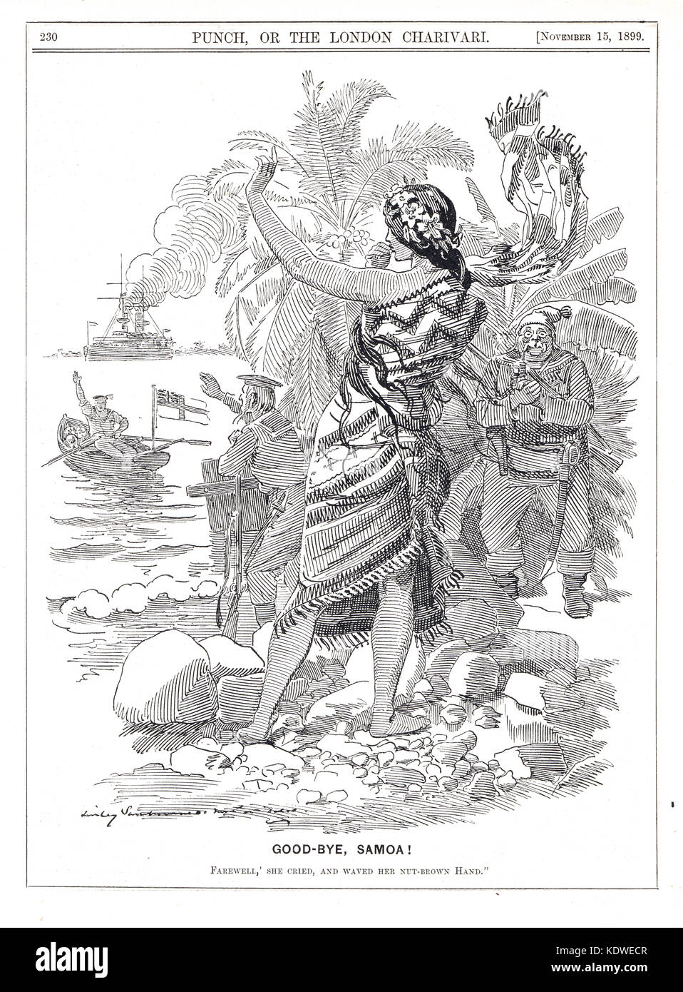 American samoan stock photos american samoan stock images alamy britain leaves samoa second samoan civil war 1899 stock image m4hsunfo
