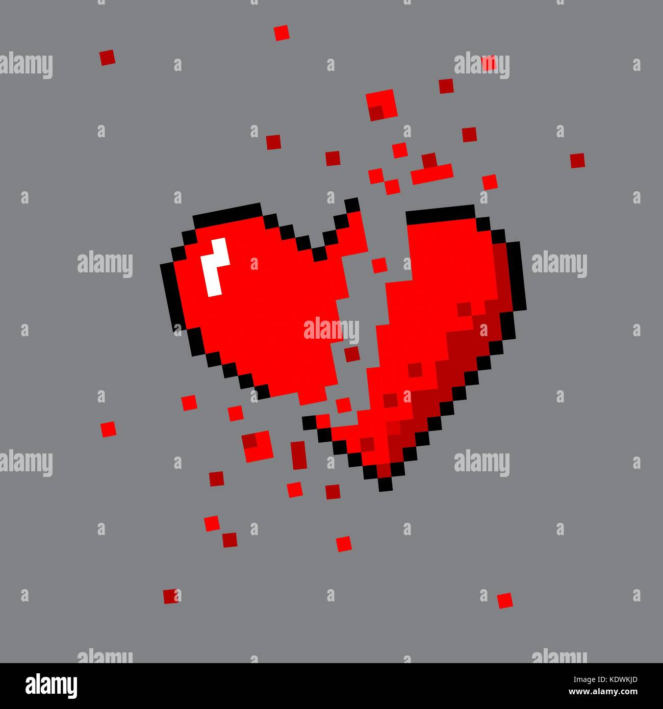 Pixelated Art Stock Photos Pixelated Art Stock Images Alamy