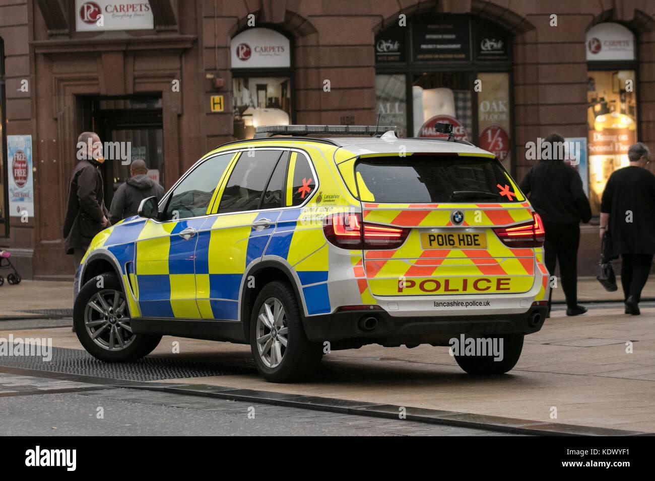Red Star Recognition Sticker For Armed Police In ANPR U0026 Video Response  Patrol Vehicle, Preston UK