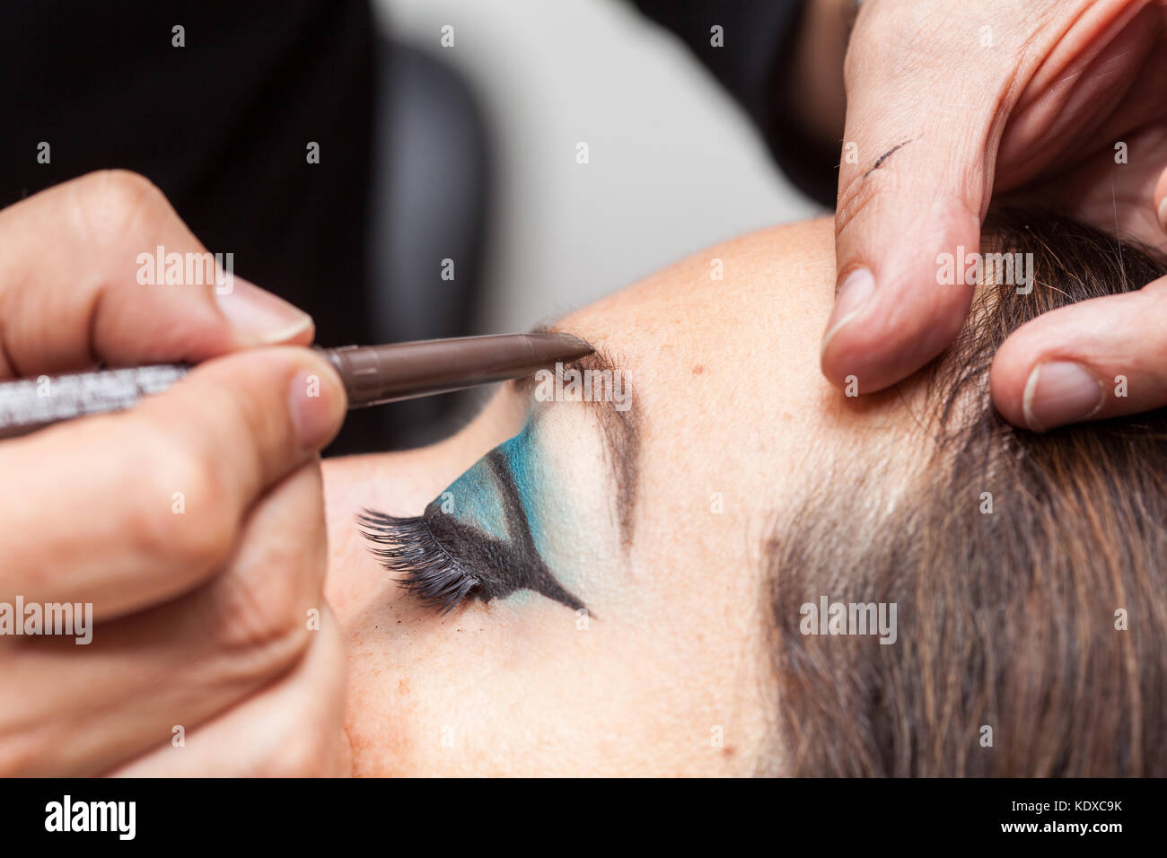 Eyebrows And Salon Stock Photos Eyebrows And Salon Stock Images