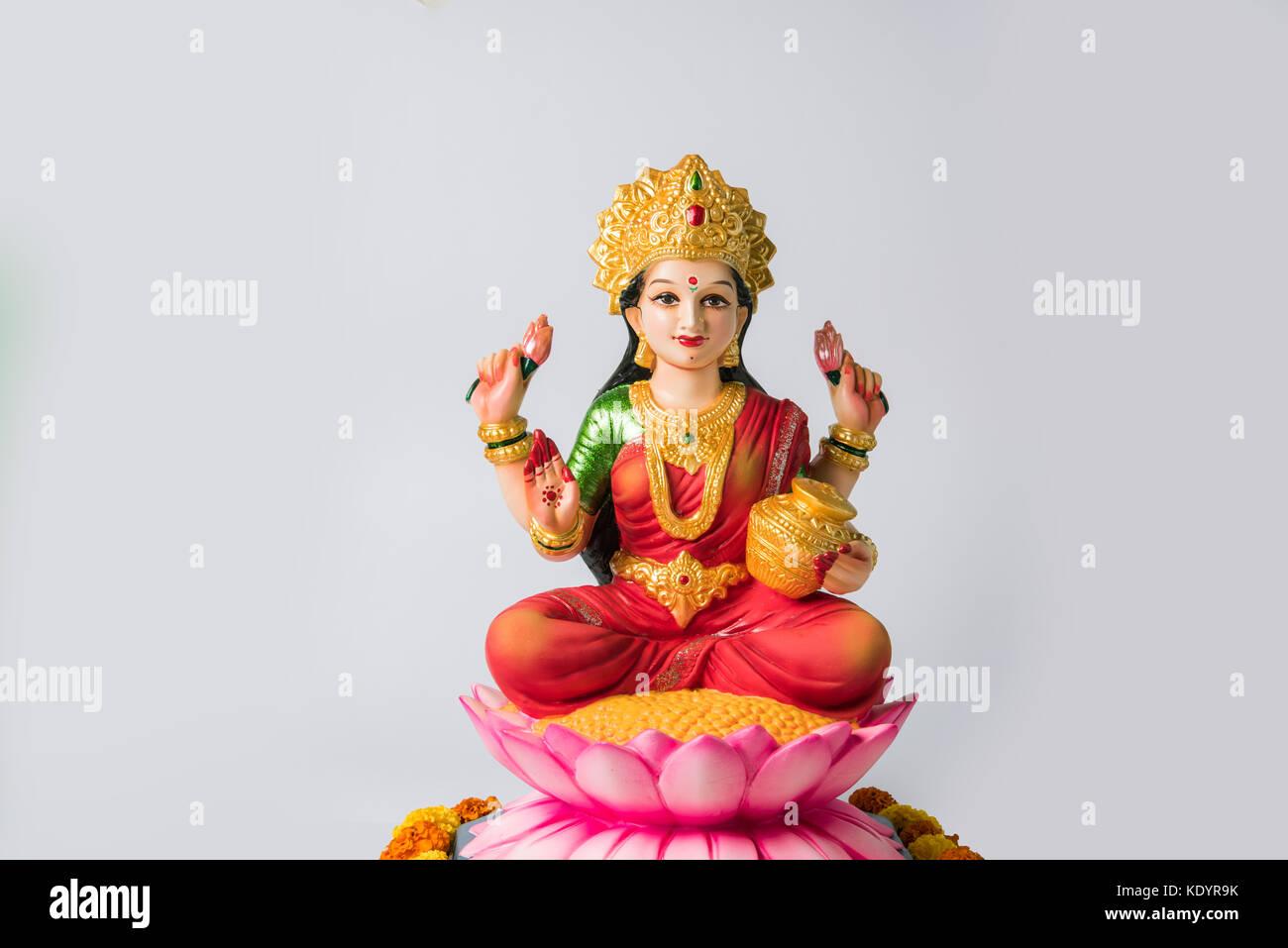 Lakshmi Idol Stock Photos & Lakshmi Idol Stock Images - Alamy
