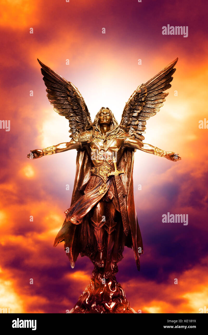 angel archangel michael stock photos angel archangel michael stock
