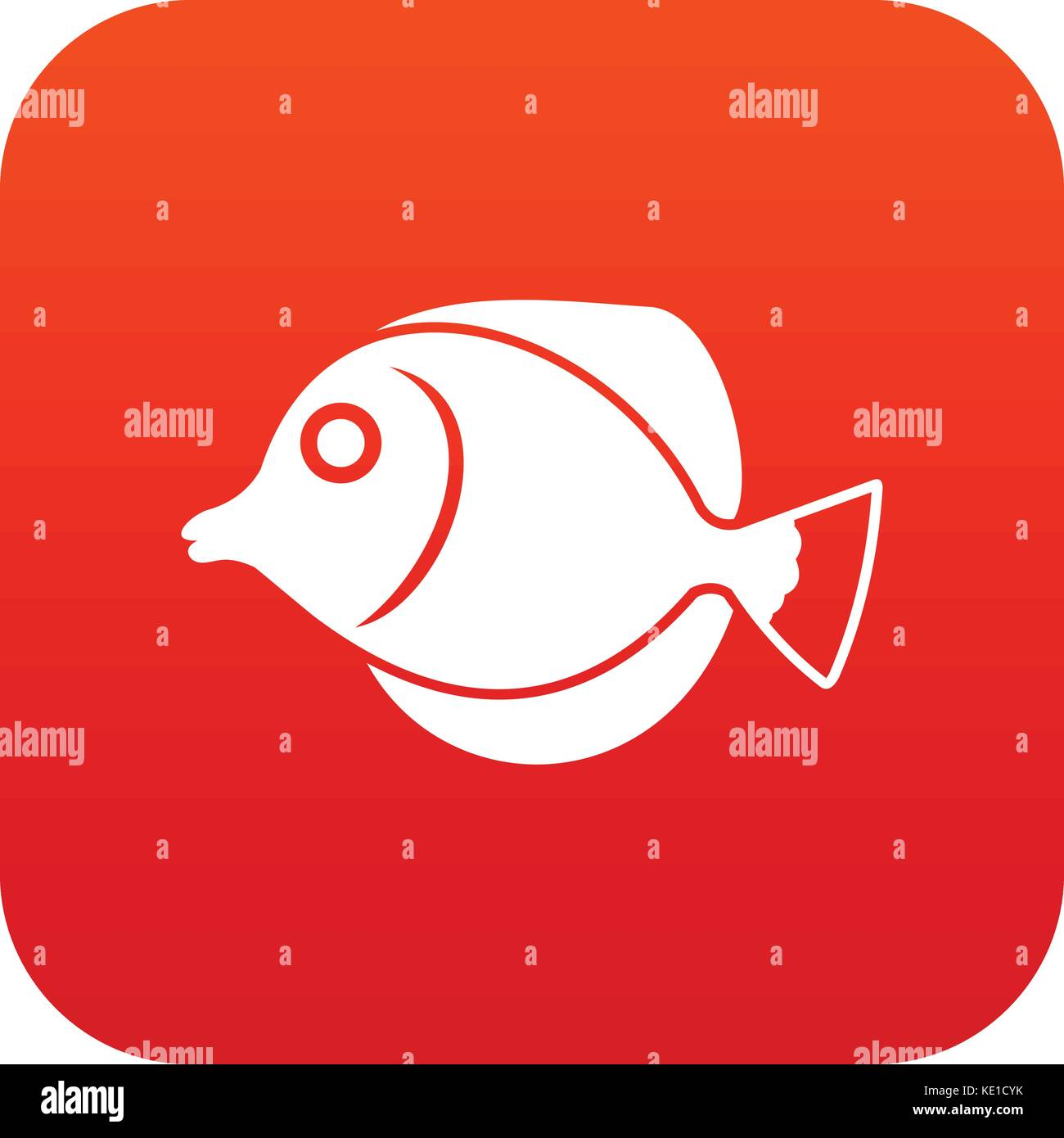 Tang Fish Stock Vector Images - Alamy