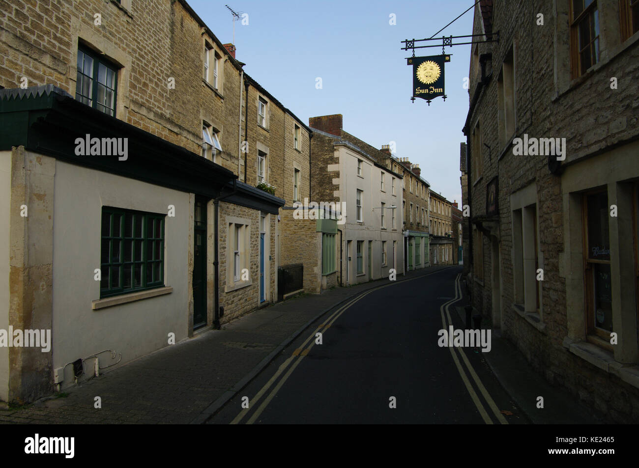 Frome, Somerset, UK - Stock Image