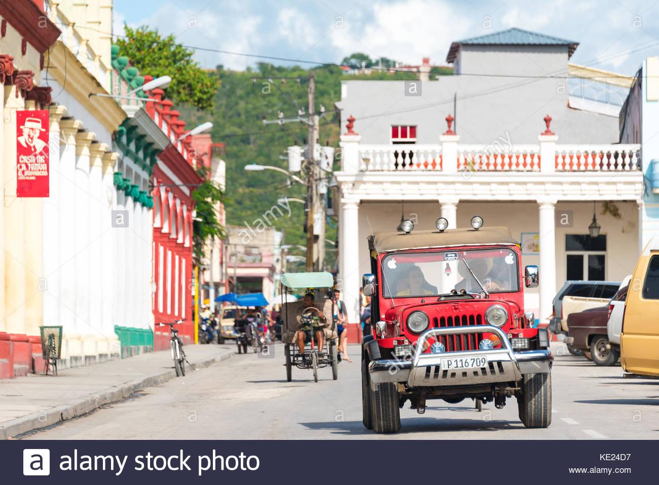 Holguin Cuba Cars Stock Photos & Holguin Cuba Cars Stock Images - Alamy