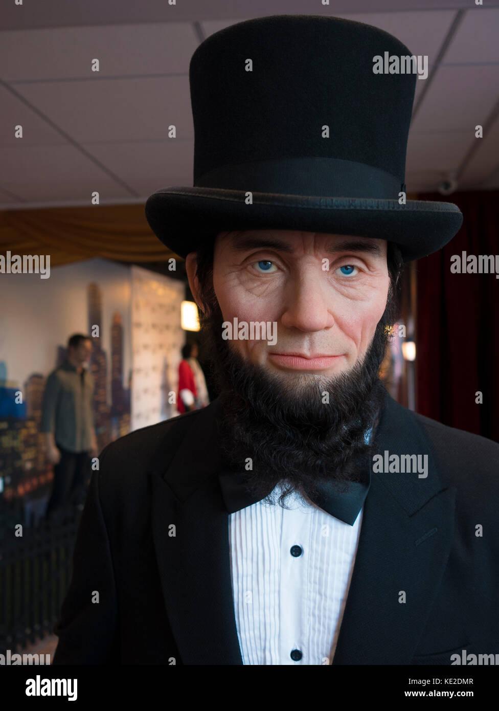 Abraham Lincoln - Stock Image