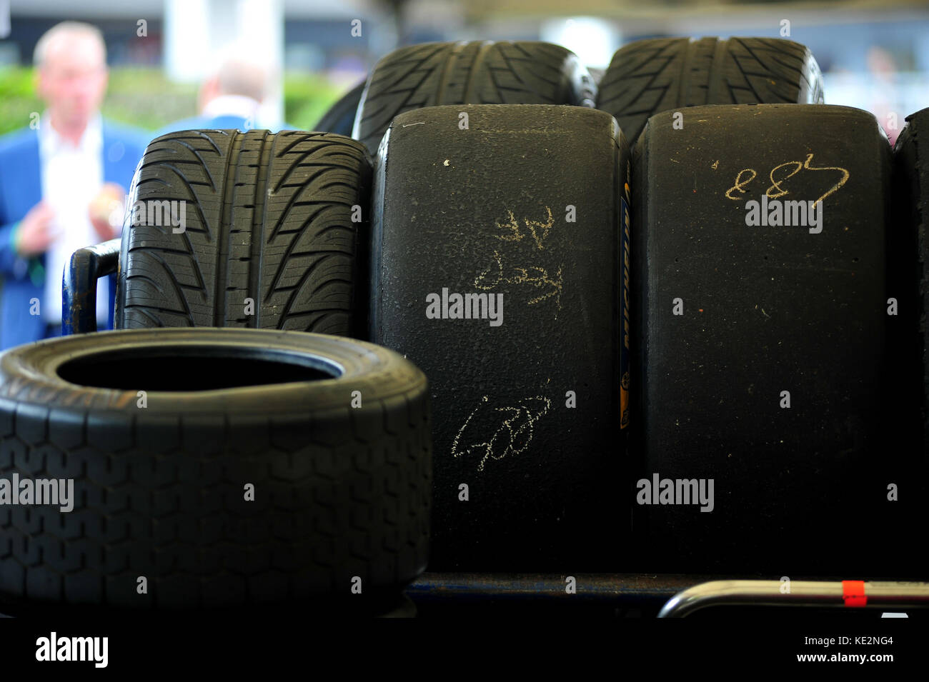 Stack Of Tires Stock Photos & Stack Of Tires Stock Images ... Race Tire Stack
