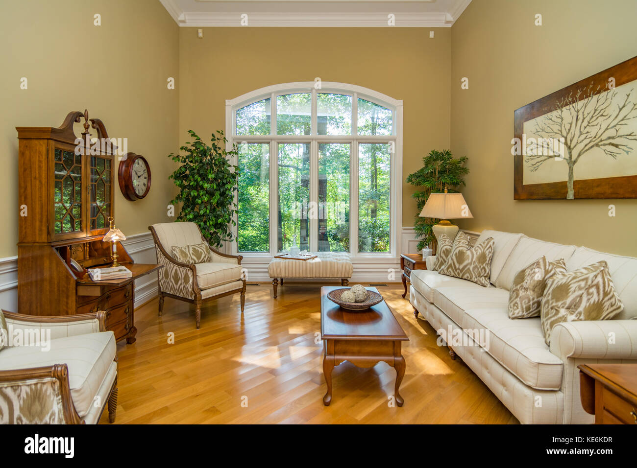 middle class living room living room interior of middle class american home in 16228