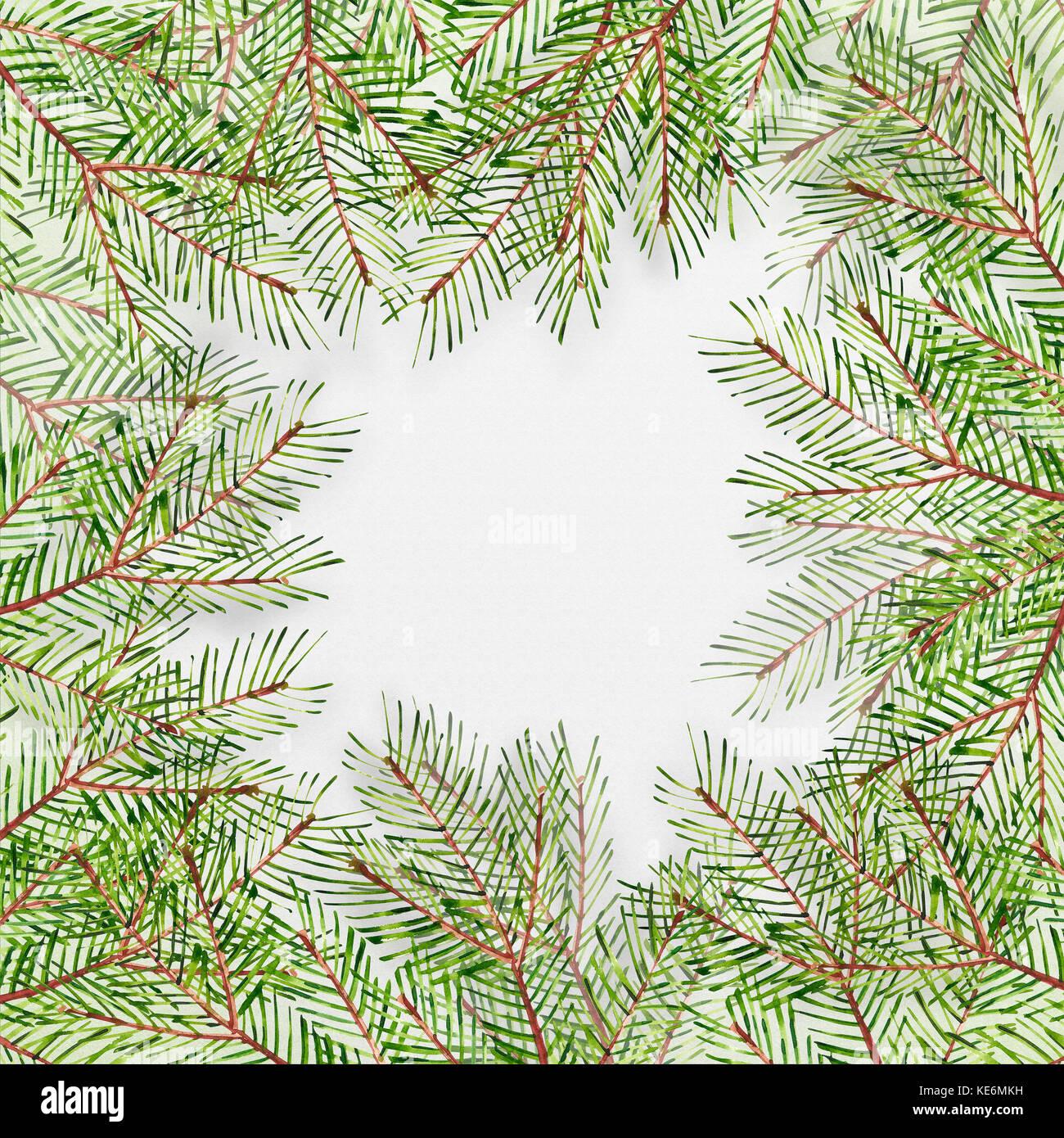White Christmas Tablecloth