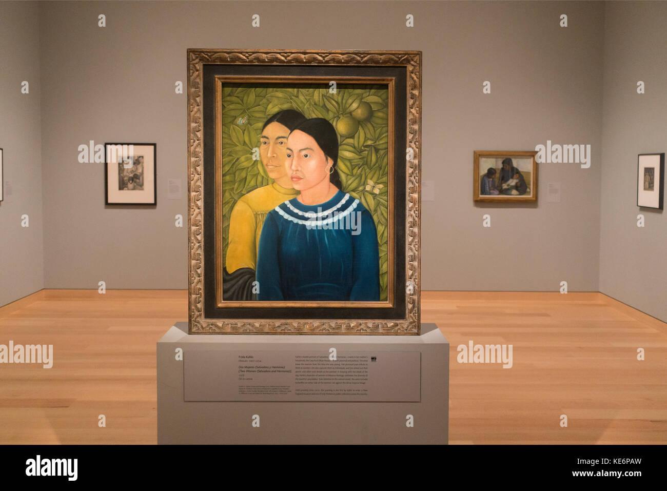 Museum of Fine Arts Boston MA Stock Photo