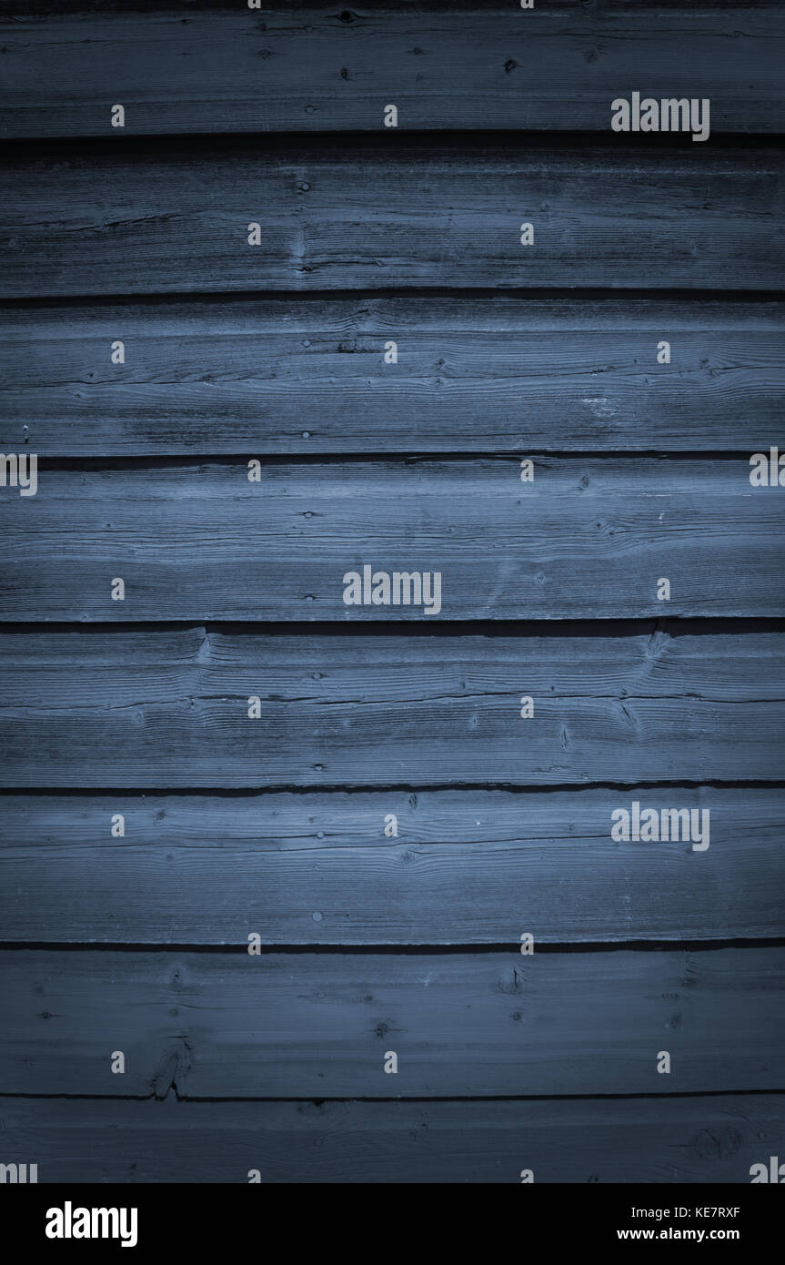 Rustic barn wood background - Stock Image