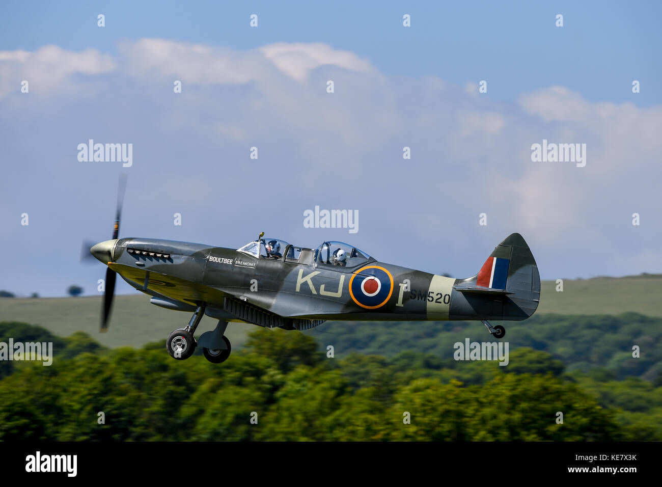 Two Seater Plane Stock Photos & Two Seater Plane Stock Images - Alamy