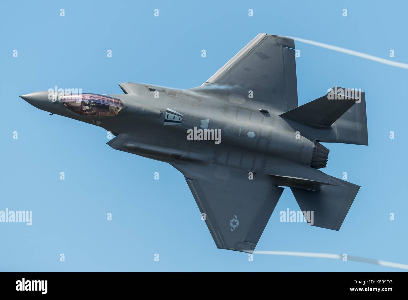 F35 Joint strike fighter - Stock Image