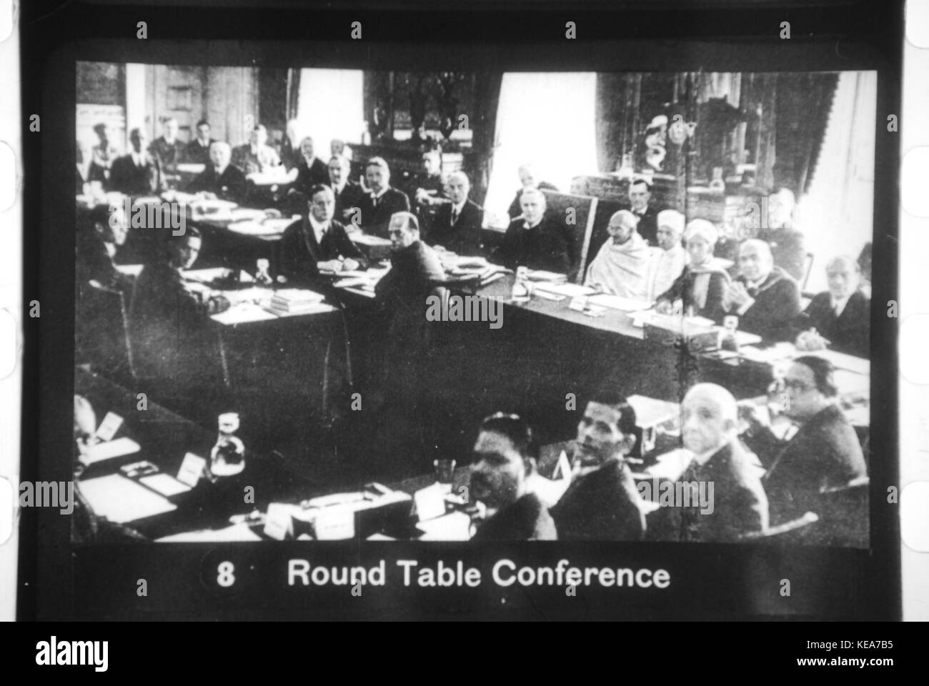 third round table conference