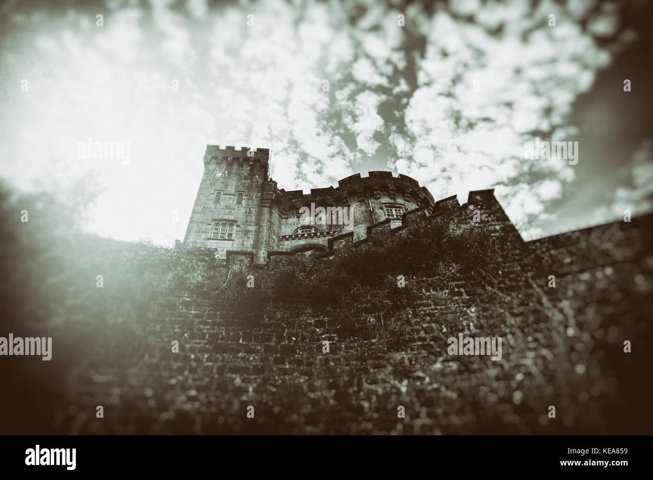 Kilkenny Castle, Ireland - Stock Image