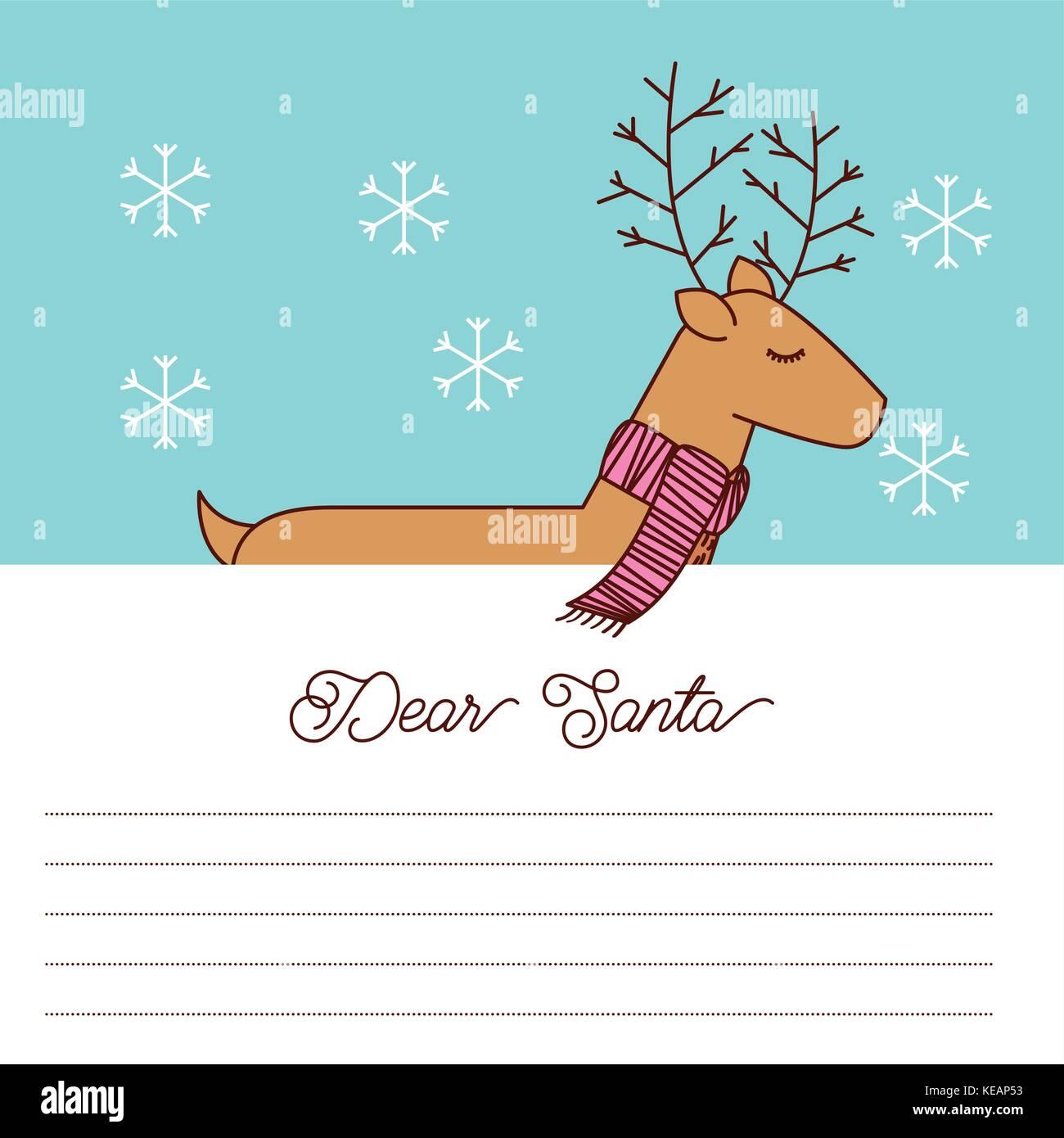 Dear Santa Letter Stock Photos & Dear Santa Letter Stock Images - Alamy