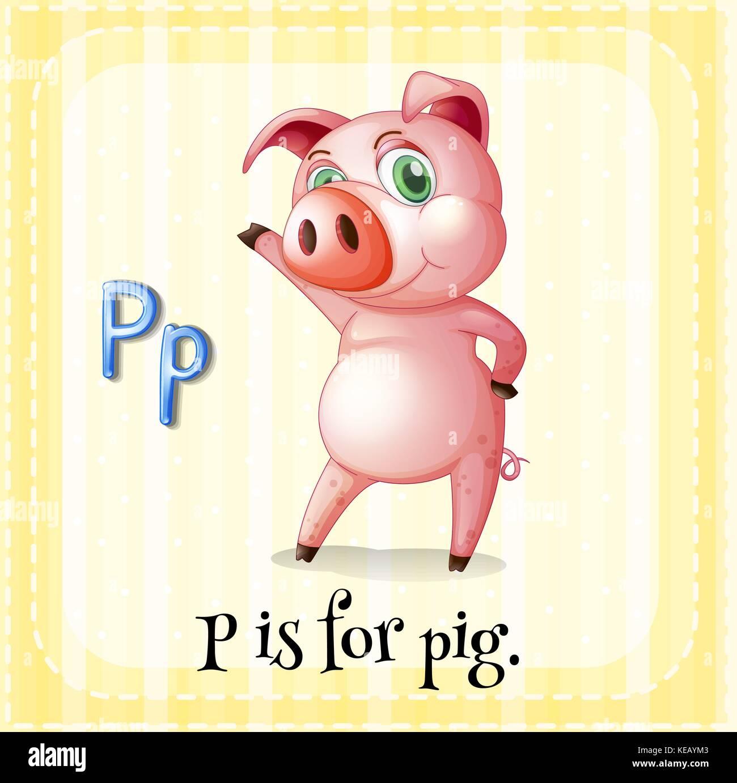 Cartoon Letter P Stock Photos & Cartoon Letter P Stock Images - Alamy