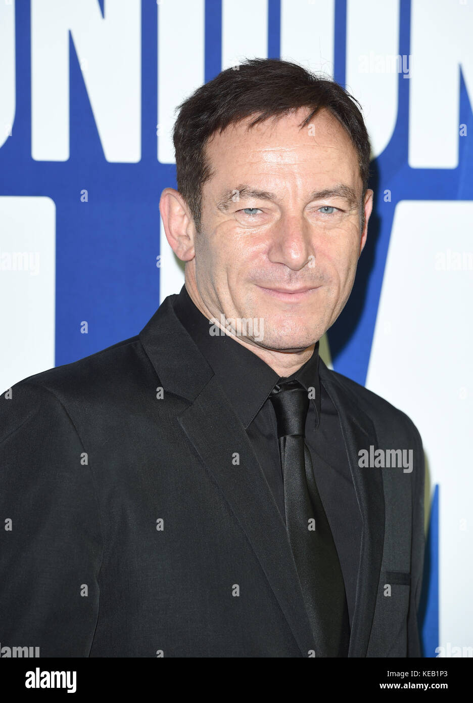 Photo Must Be Credited ©Alpha Press 079965 14/10/2017 Jason Isaacs London Film Festival Awards 2017  during - Stock Image
