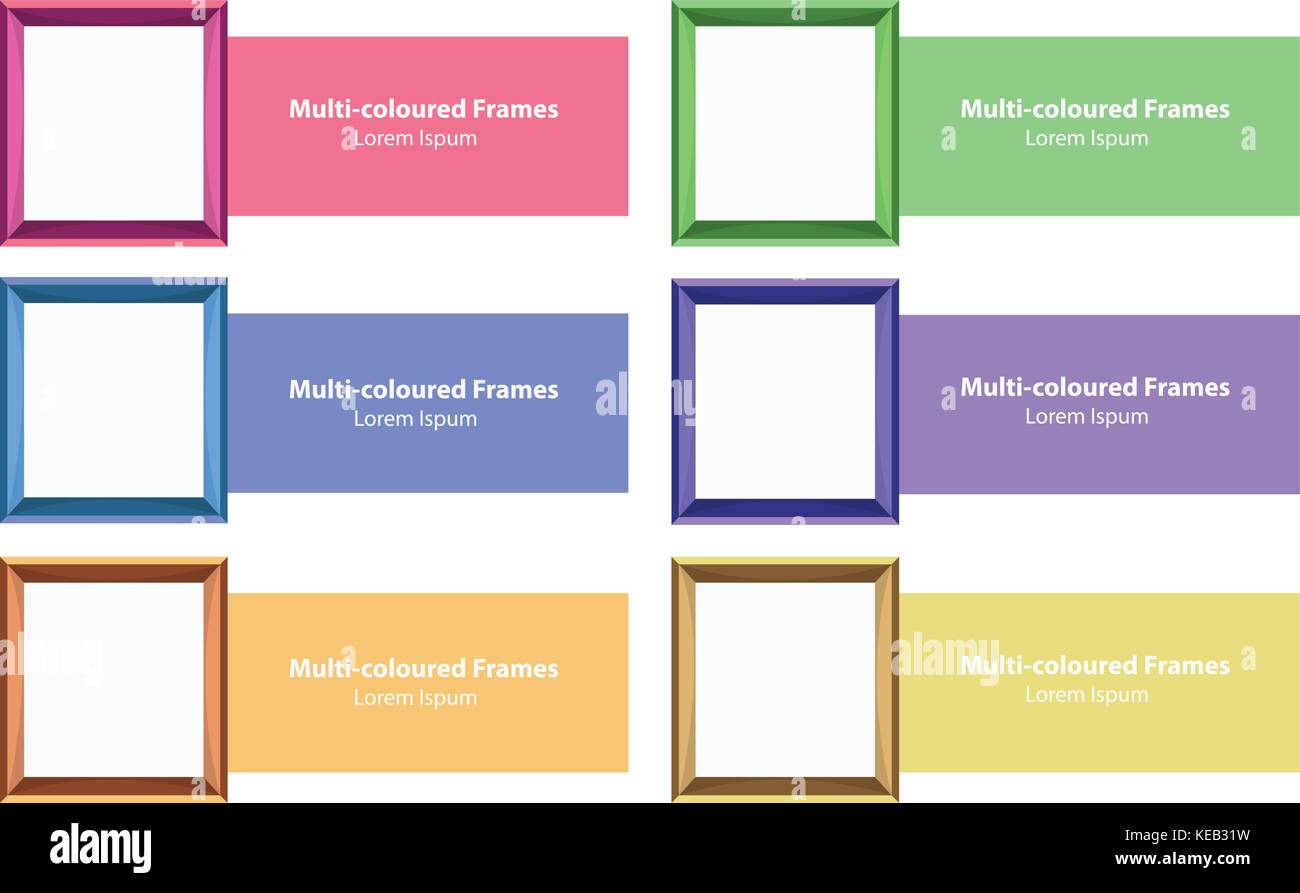 Clipart Frames Stock Photos & Clipart Frames Stock Images - Alamy