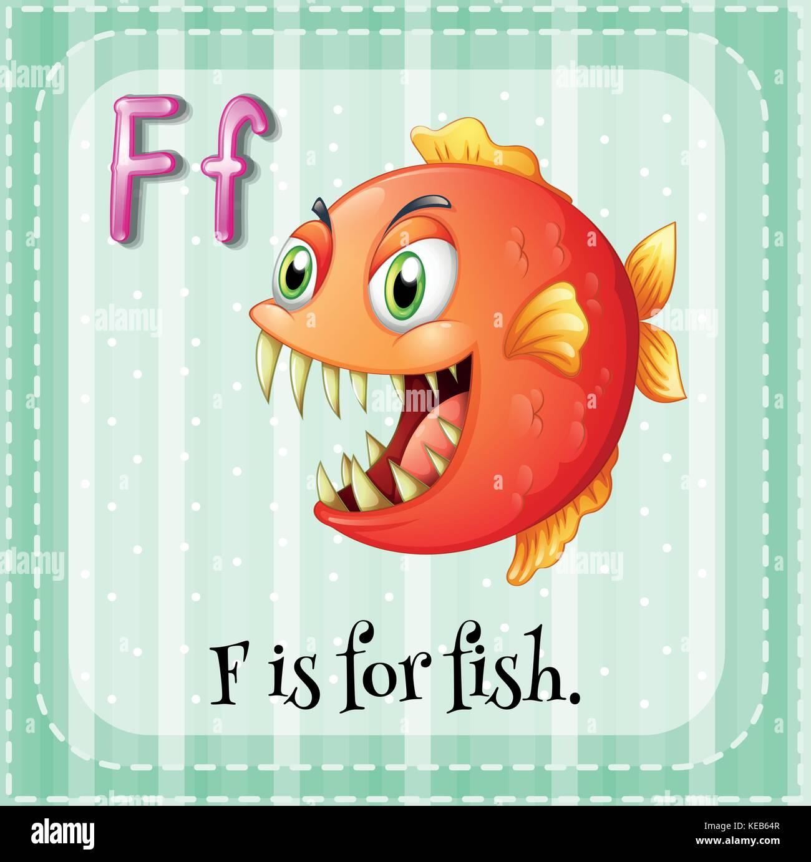 Fish Alphabet Letters Stock Photos & Fish Alphabet Letters Stock ...
