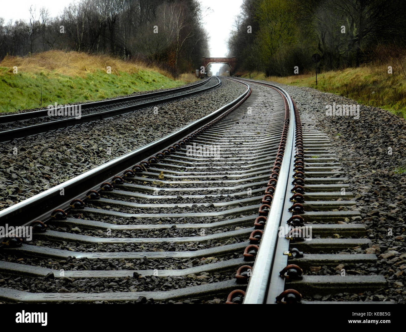 Train Track Stock Photos & Train Track Stock Images - Alamy