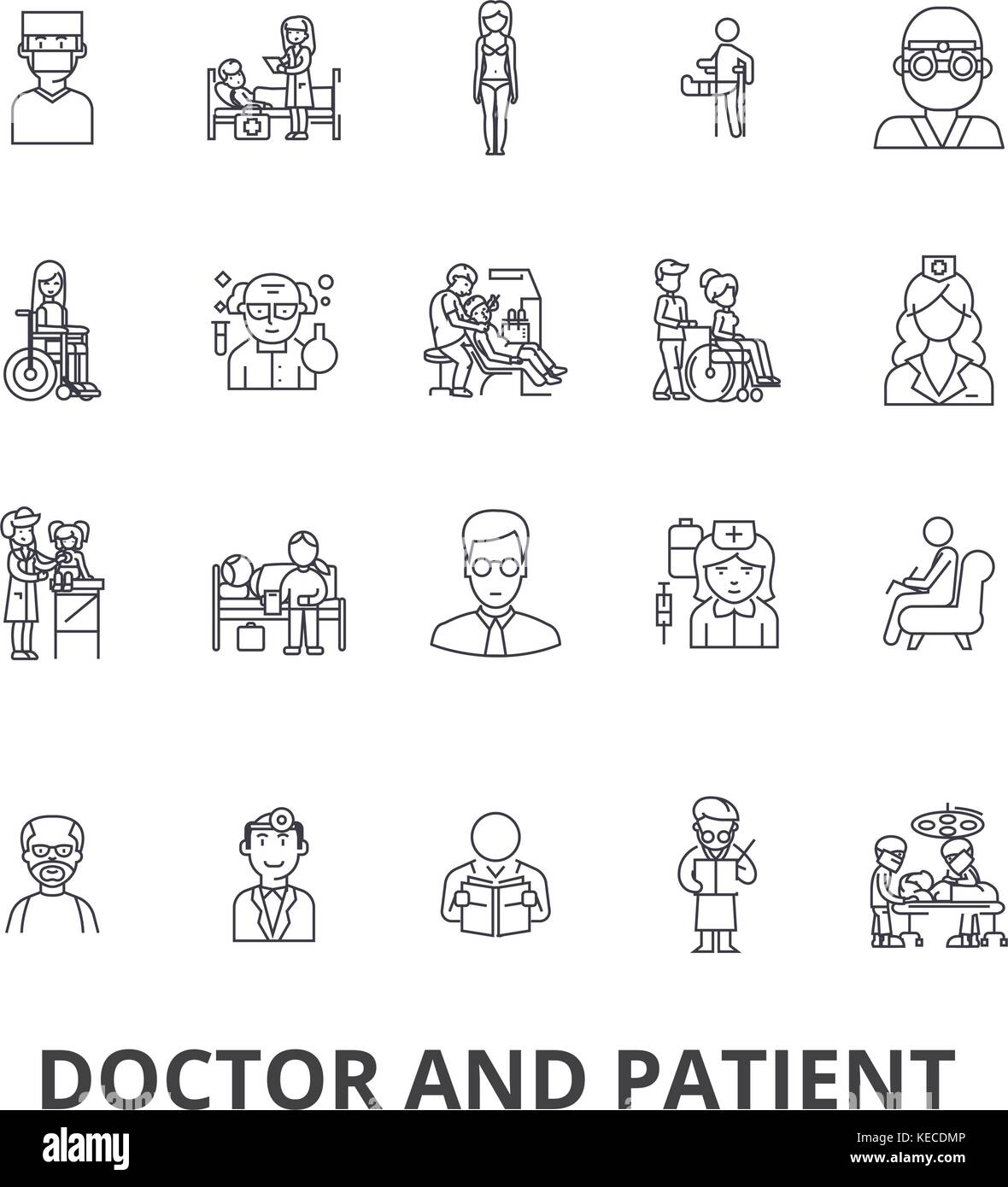 Photo De Cabinet Medical doctor and patient, cabinet, medical, hospital, consultation