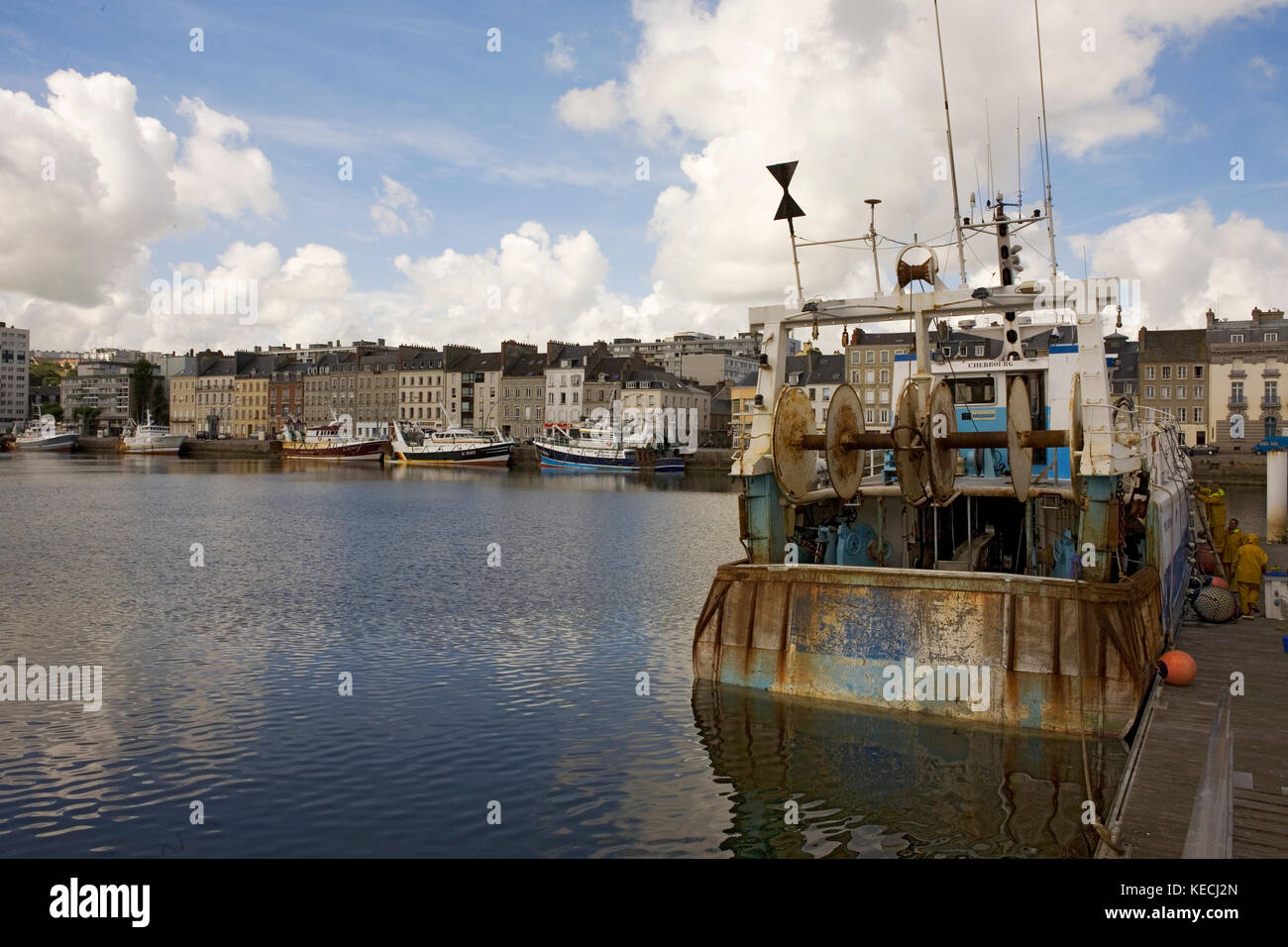 Cherbourg octeville stock photos cherbourg octeville stock images alamy - Chambre du commerce cherbourg ...