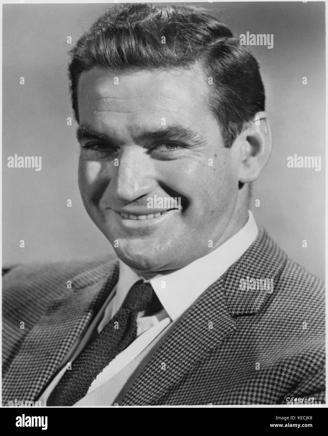 Rod Taylor, Publicity Portrait for the Film, 'The V.I.P.s', 1963 - Stock Image
