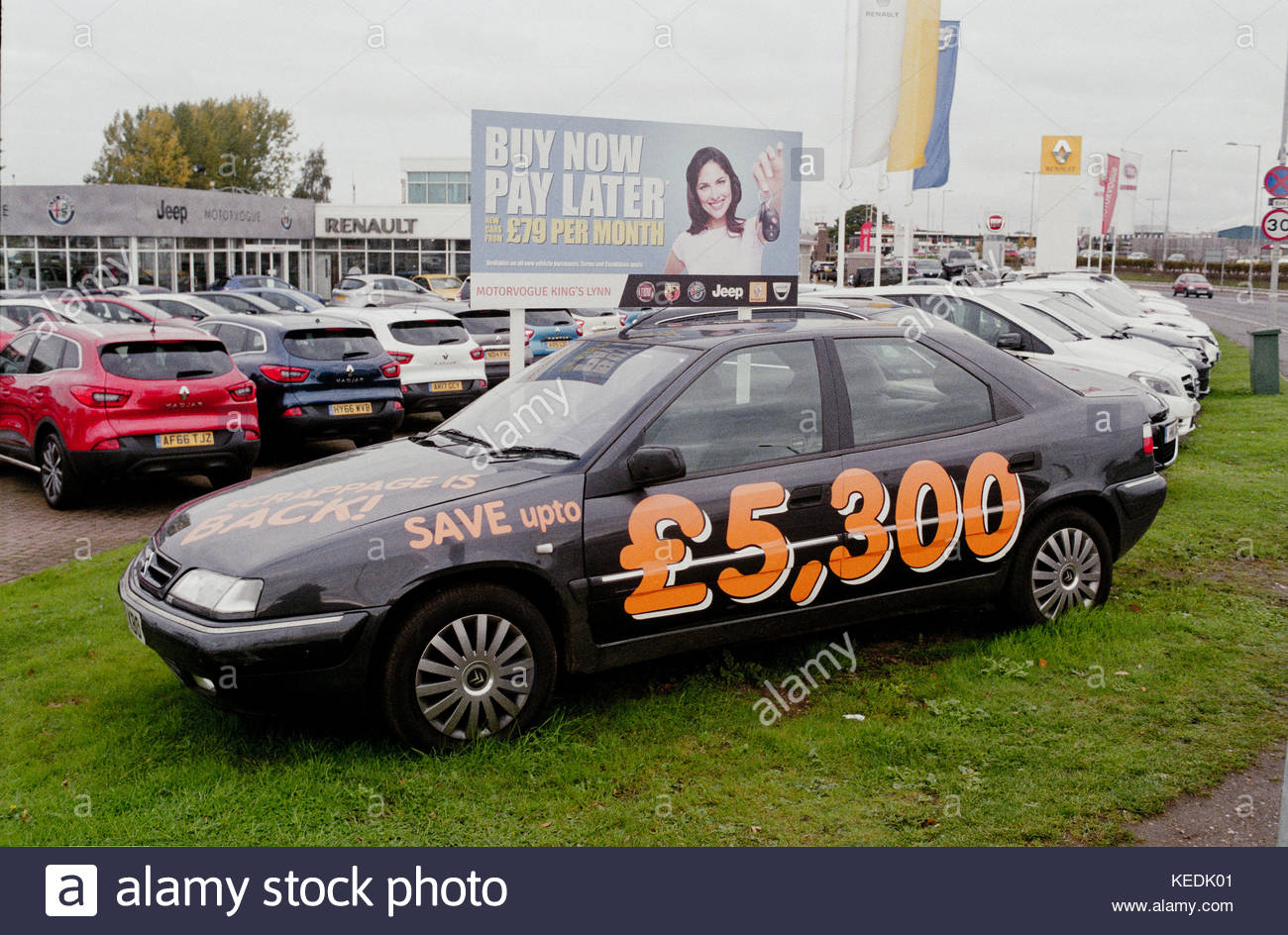 Car Scrappage Scheme Stock Photos Amp Car Scrappage Scheme