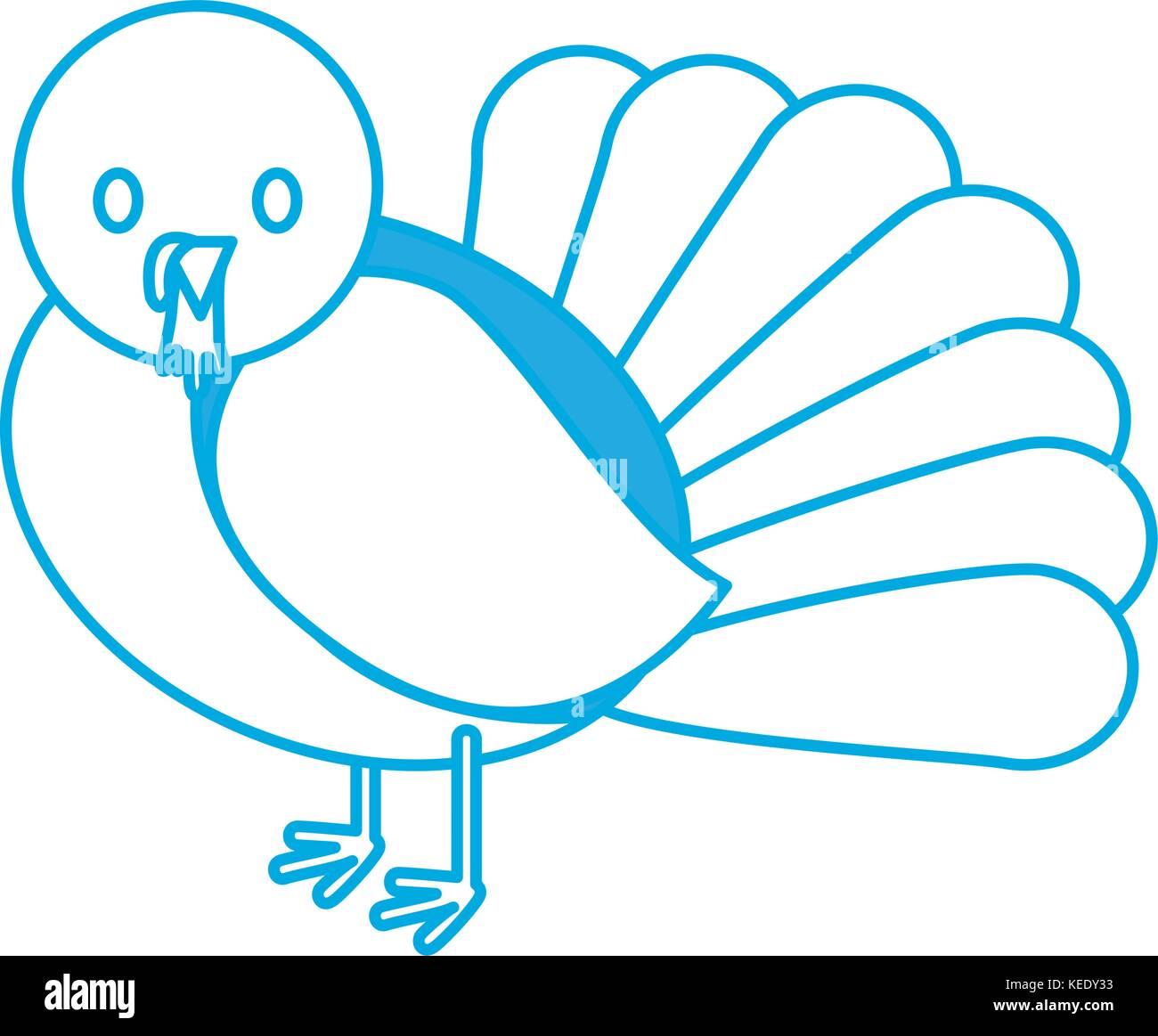 Roast Turkey Icon Cartoon Stock Photos & Roast Turkey Icon Cartoon ...