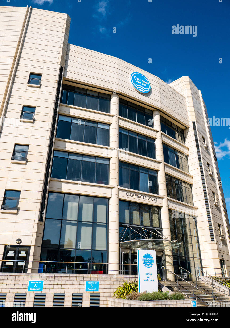 Thames Water Utilities Stock Photos & Thames Water ...
