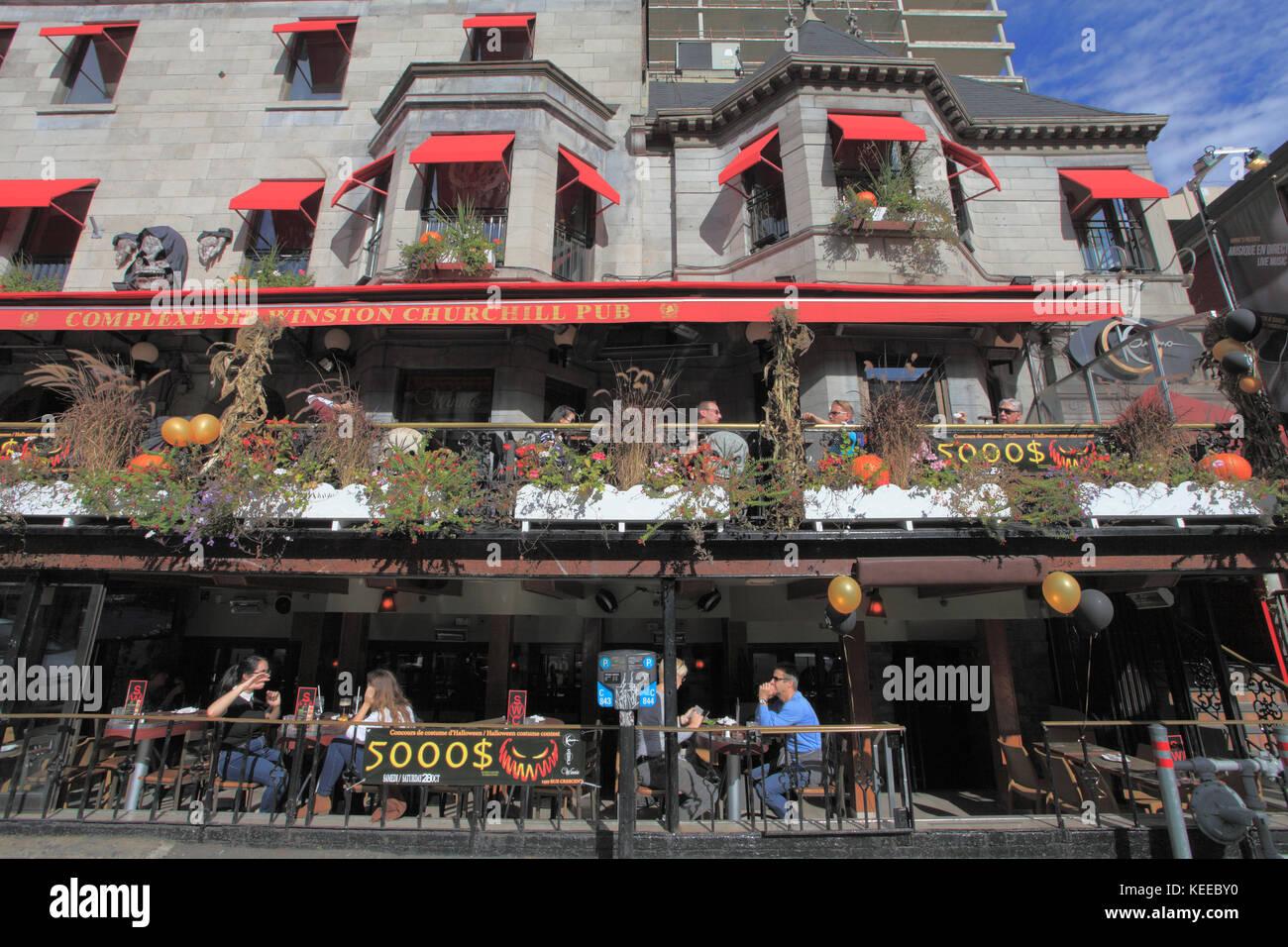 Foie Gras Montreal Restaurant Old Port