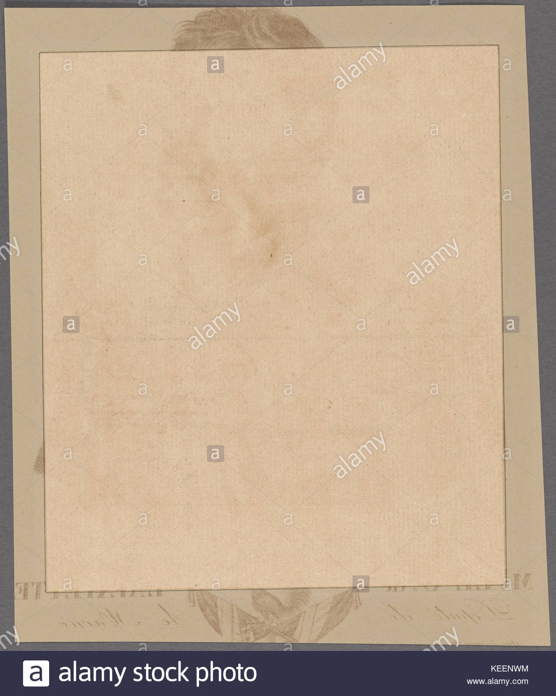Kinsey, James. To  Respected Friend  (NYPL b11868620 5385965) - Stock Image