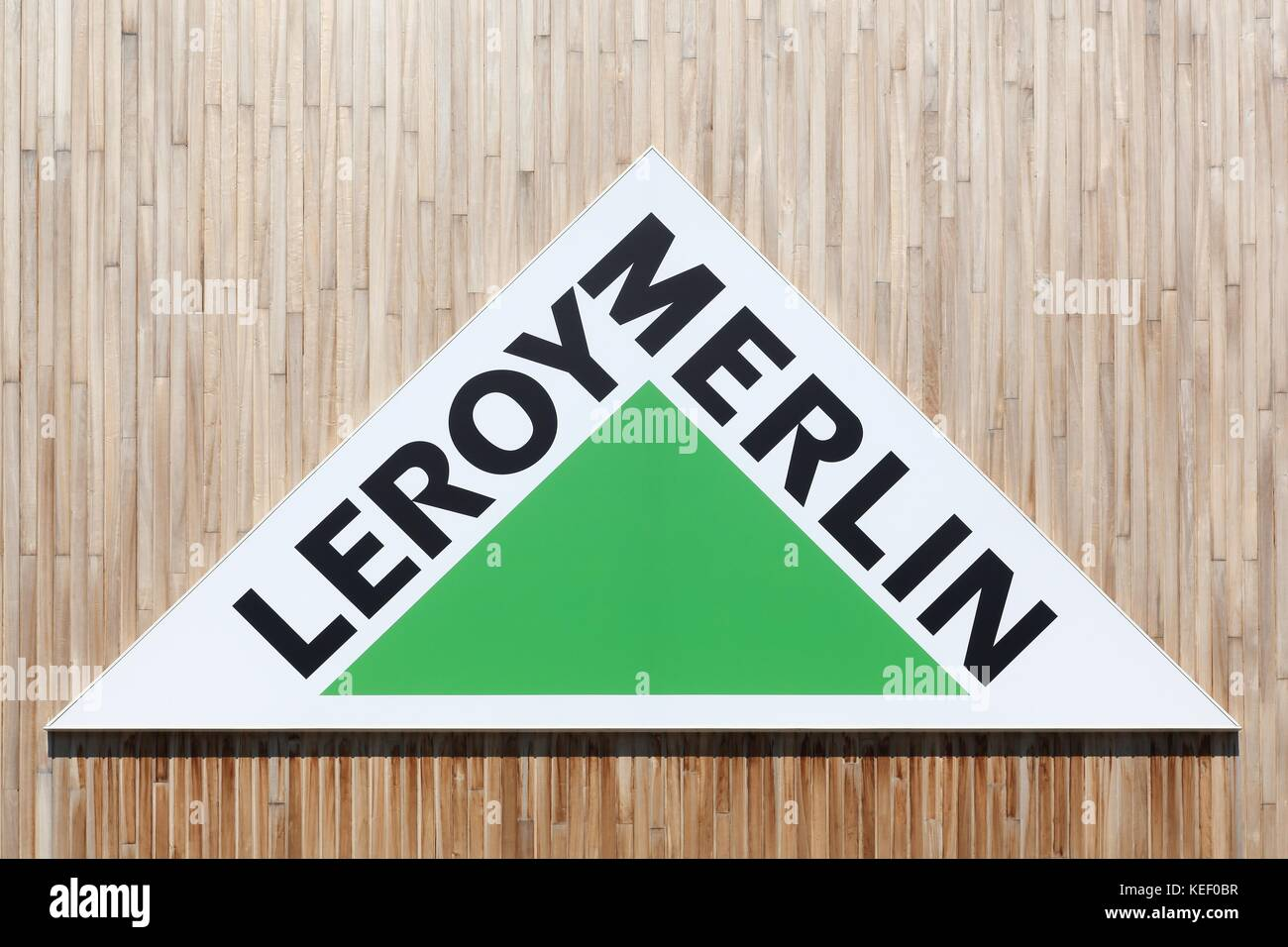Leroy Merlin France Stock Photos Leroy Merlin France Stock Images