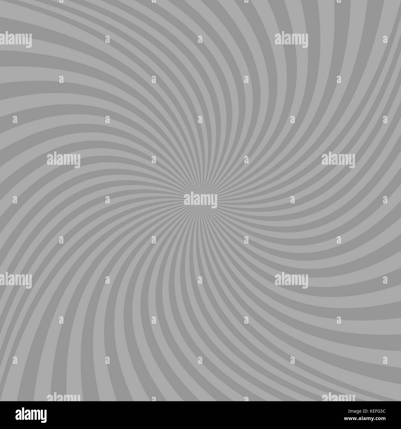 Abstract vector spiral background - Stock Image