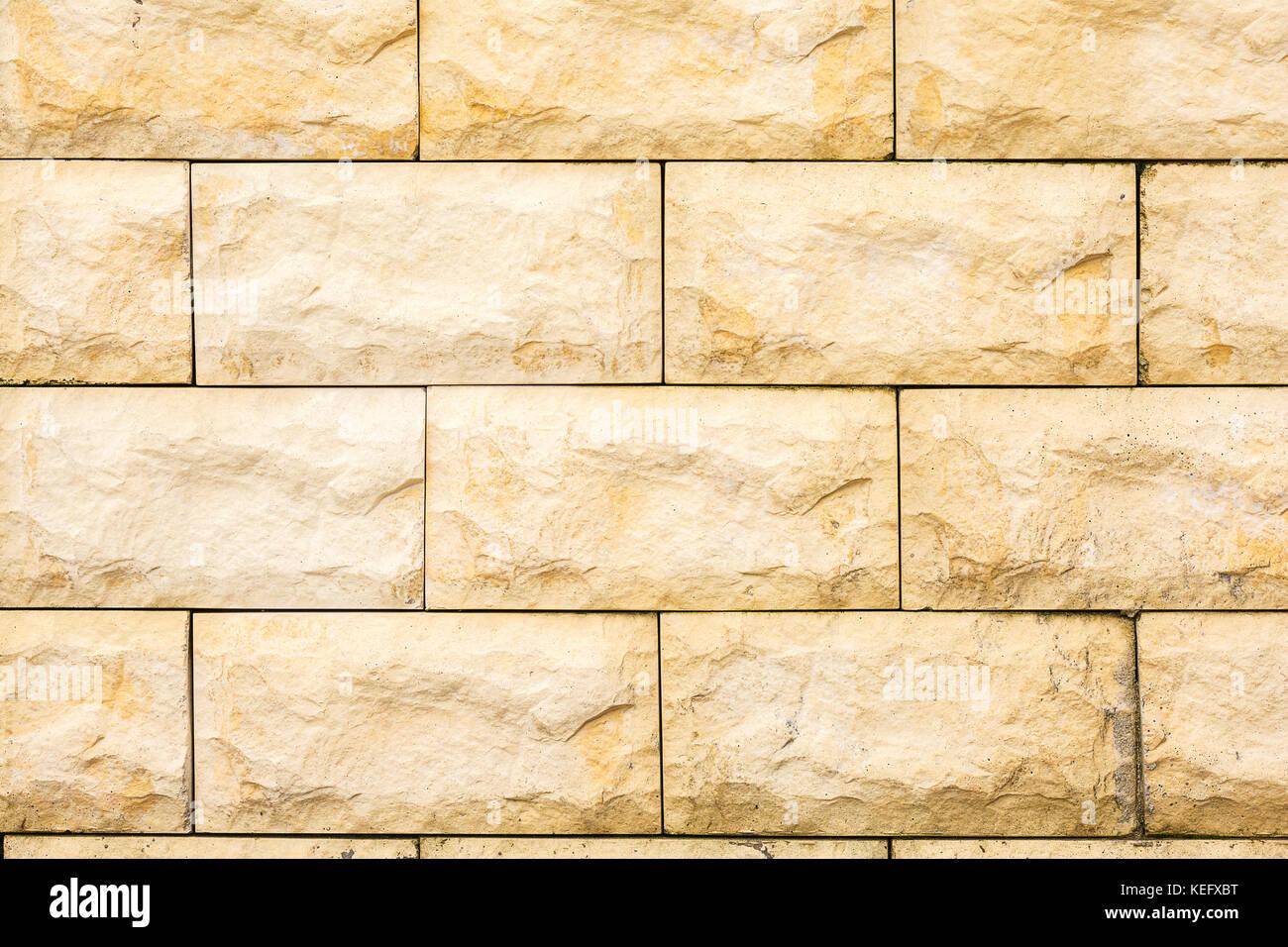 rustic brick wall background. Textured brick. Textured facade Stock ...