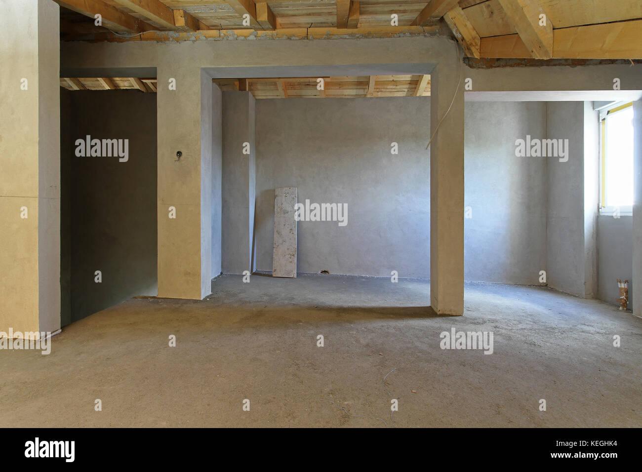 Inspirational Stucco Interior Basement Walls