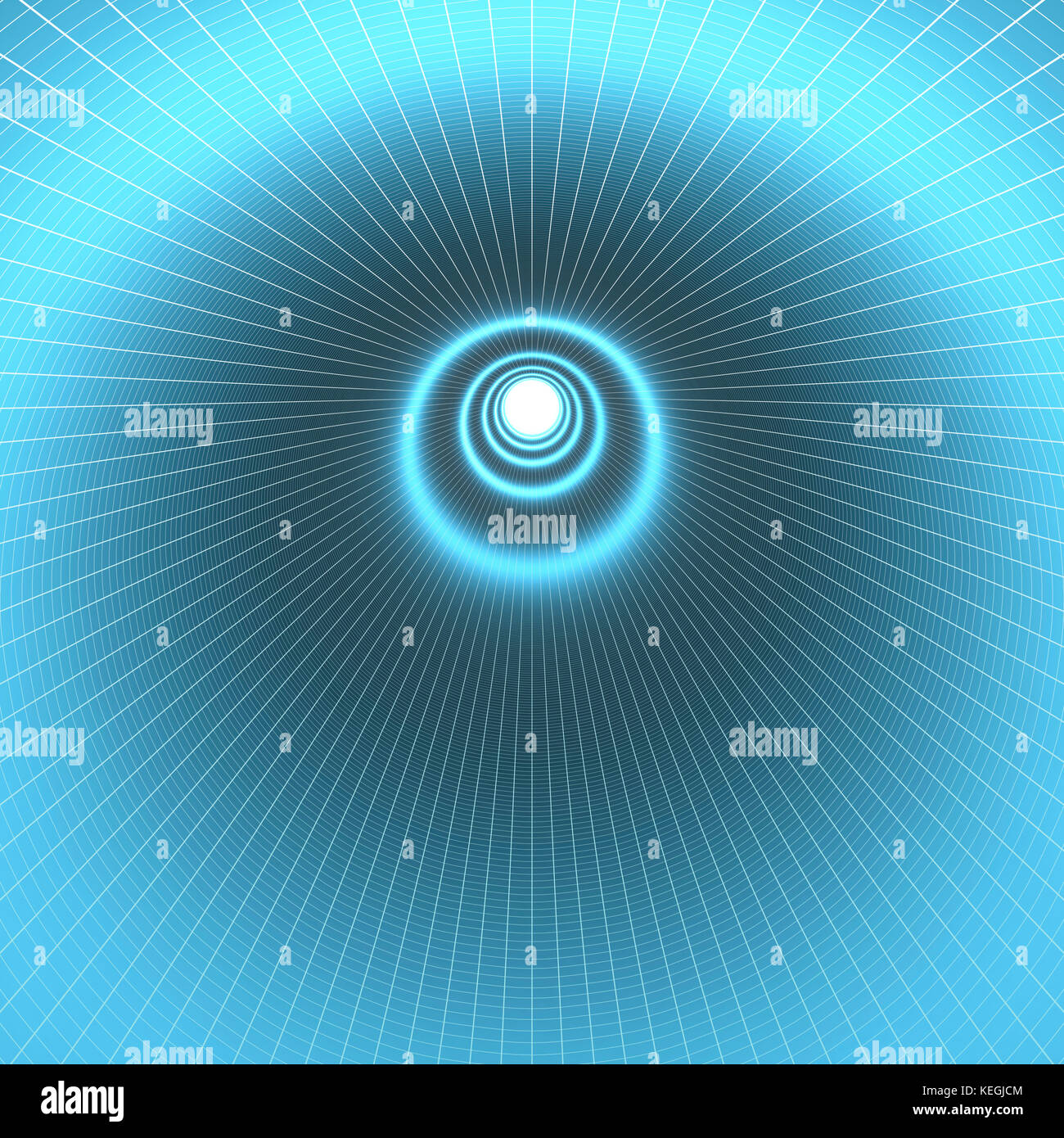 Time Warp, Business Solution Background - Stock Image