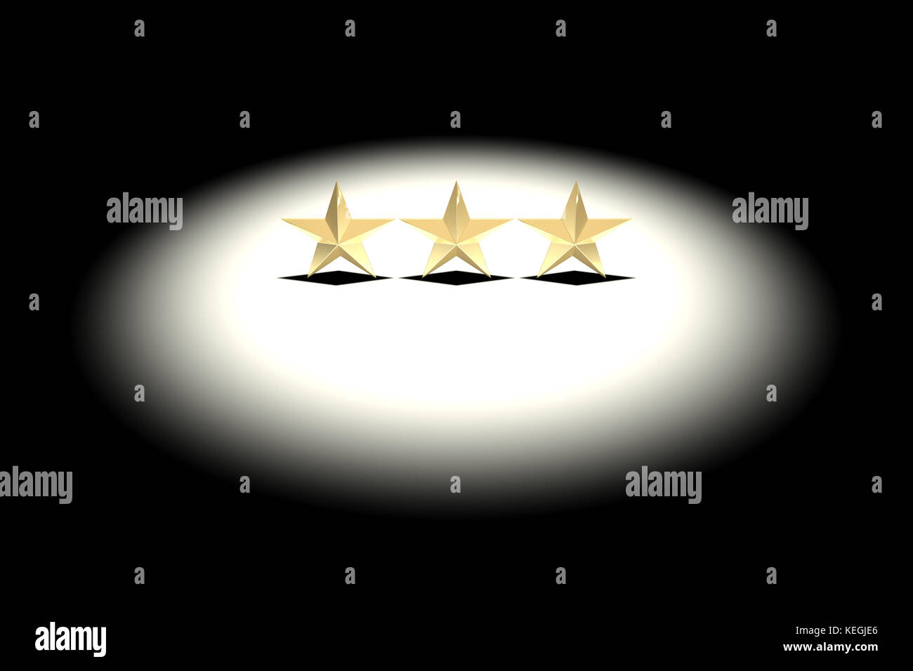 3 Yellow Stars Stock Photos Amp 3 Yellow Stars Stock Images