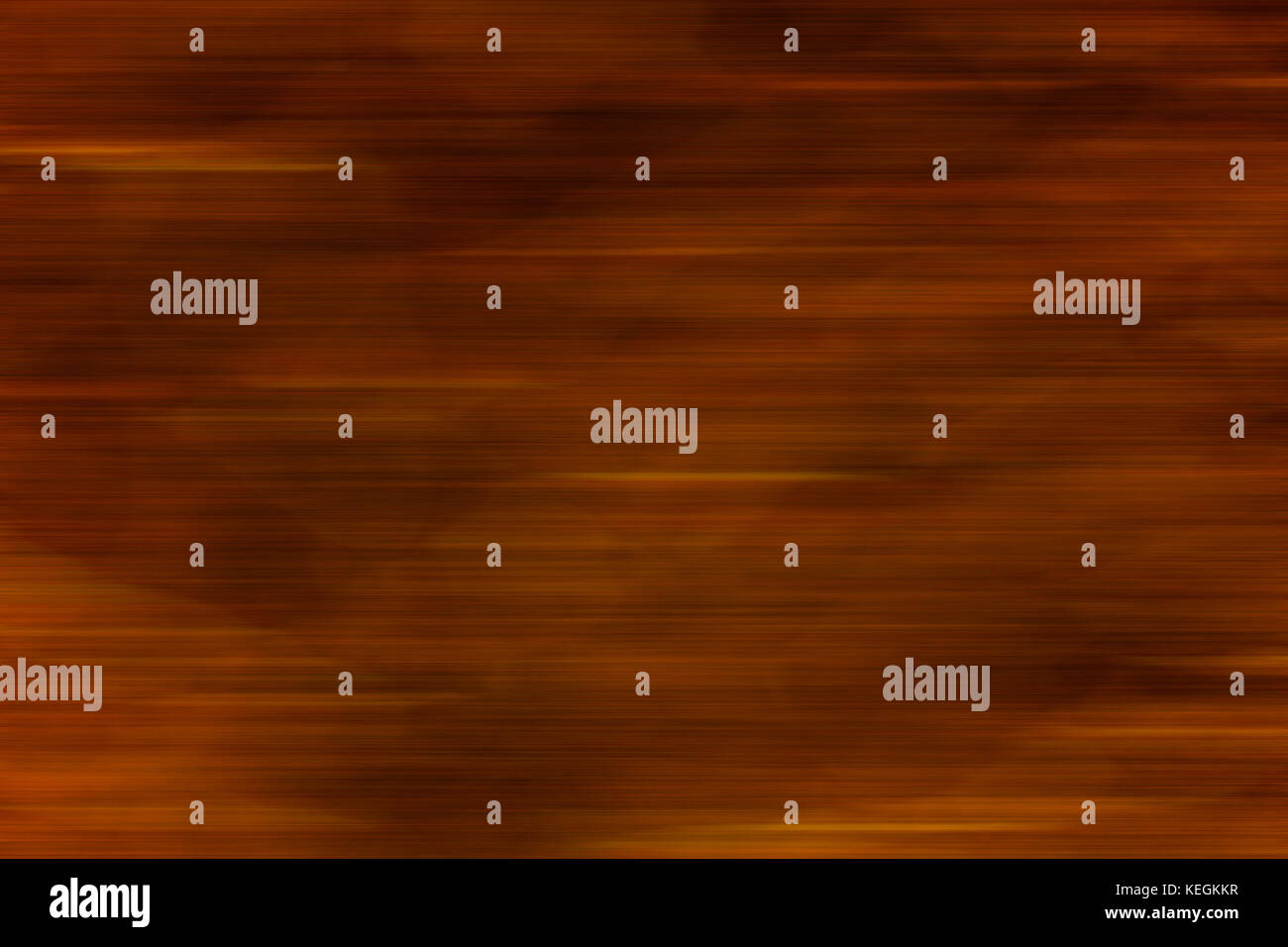 Elegant abstract horizontal brown background with lines - Stock Image