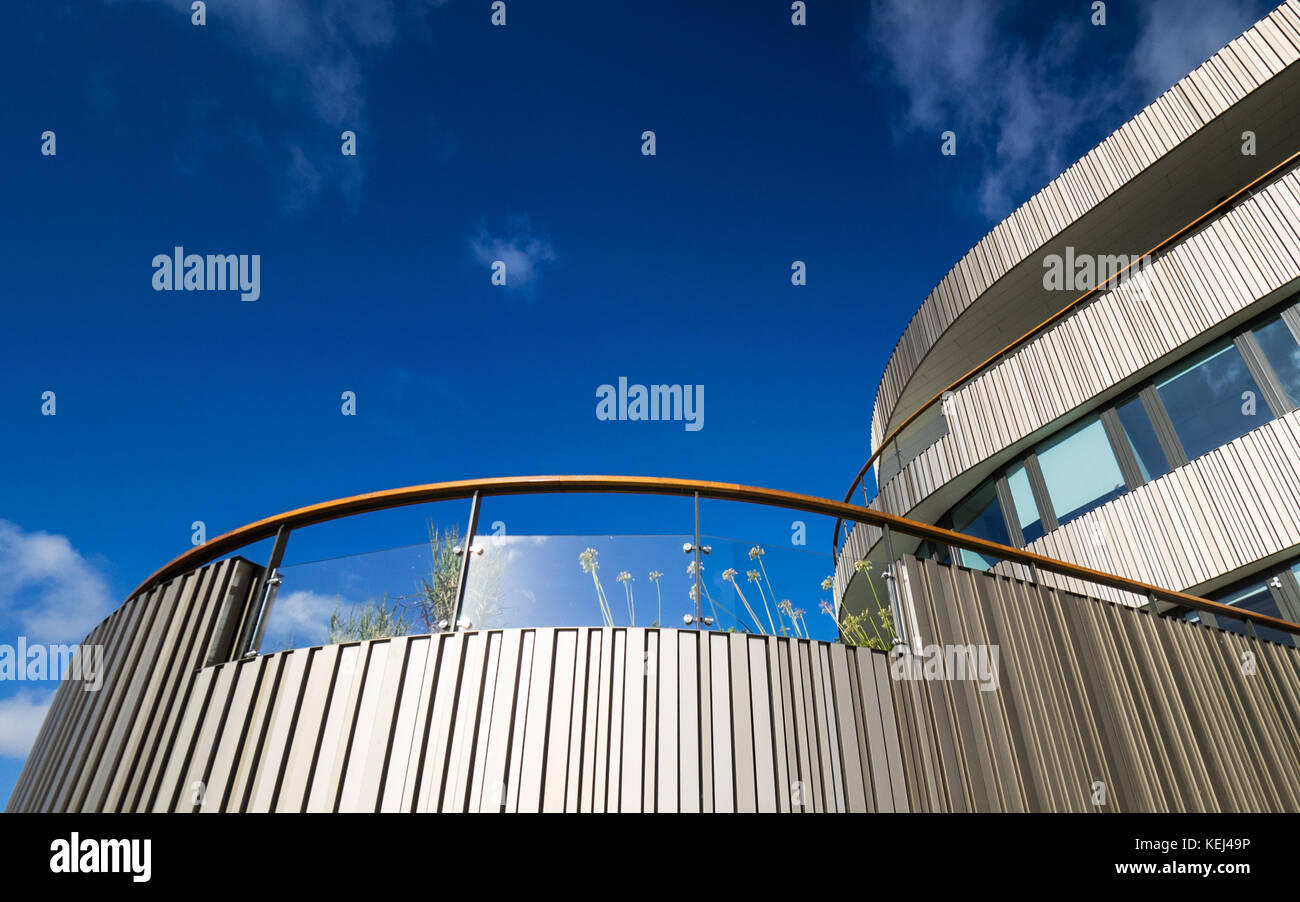 Department of Chemical Engineering and Biotechnology, University of Cambridge West Cambridge Site, architectural - Stock Image