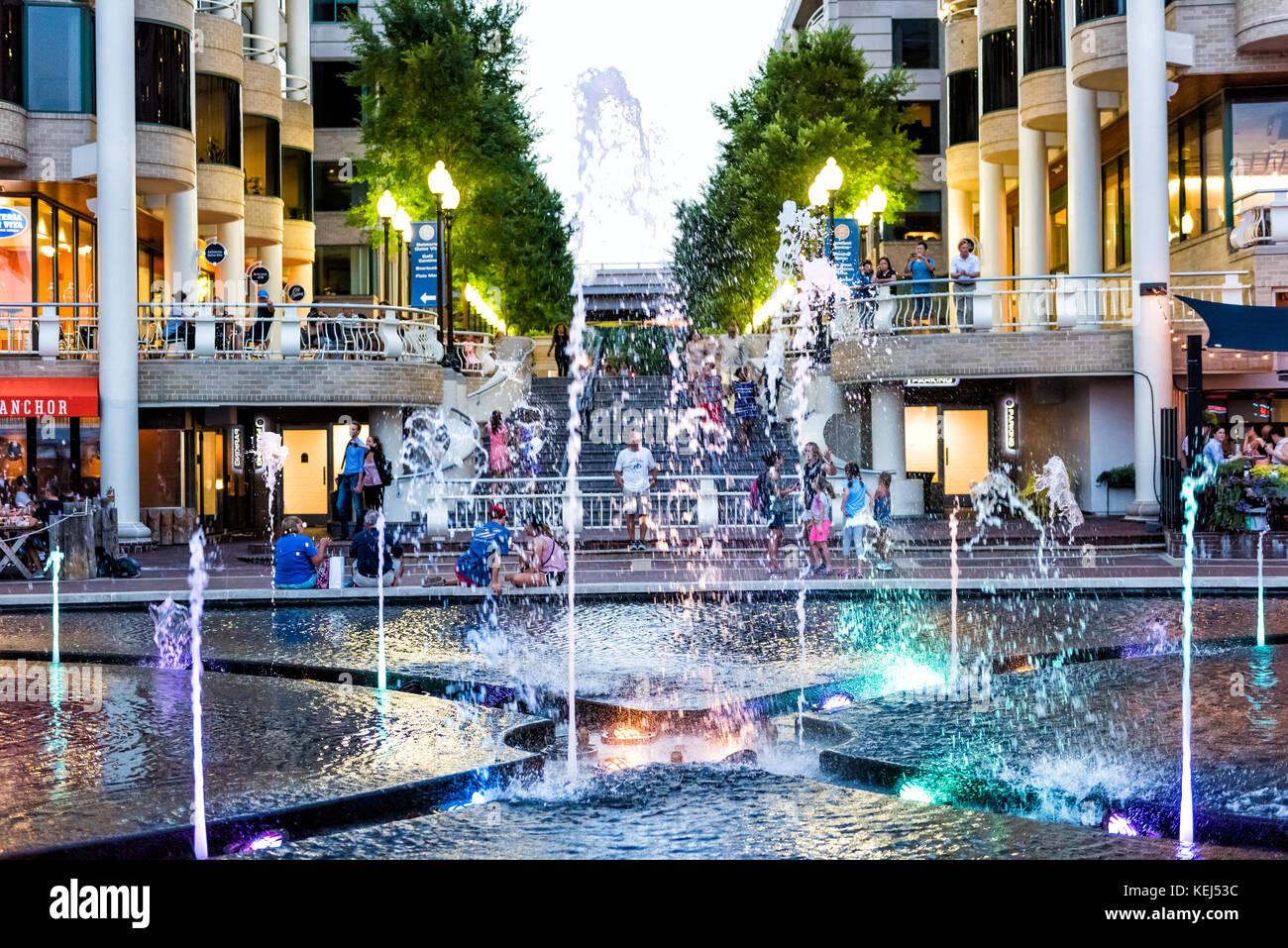 Washington Dc Usa August 4 2017 Closeup View Of