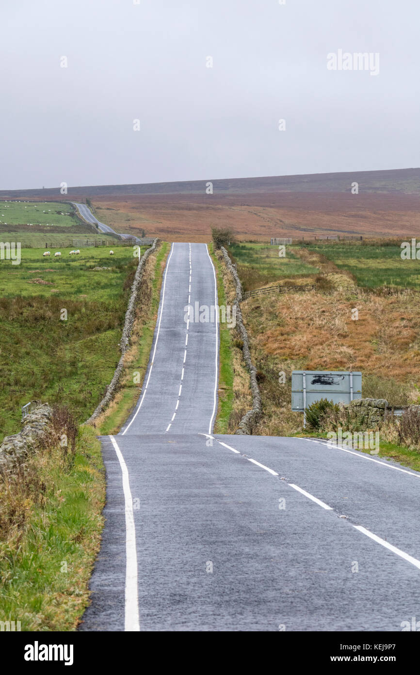 British Country Roads High Resolution Stock Photography And Images Alamy