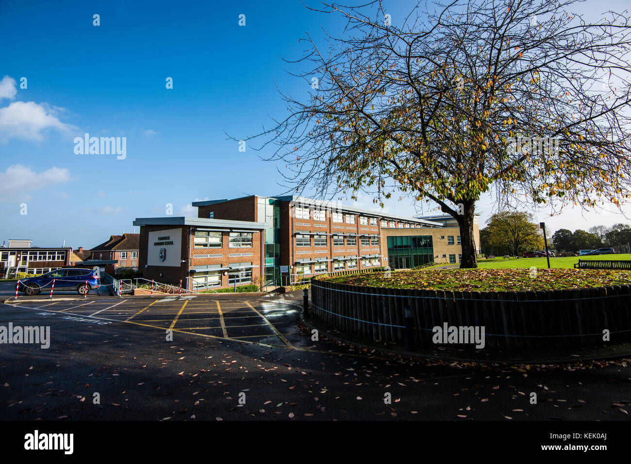 Tonbridge Grammar School - Stock Image