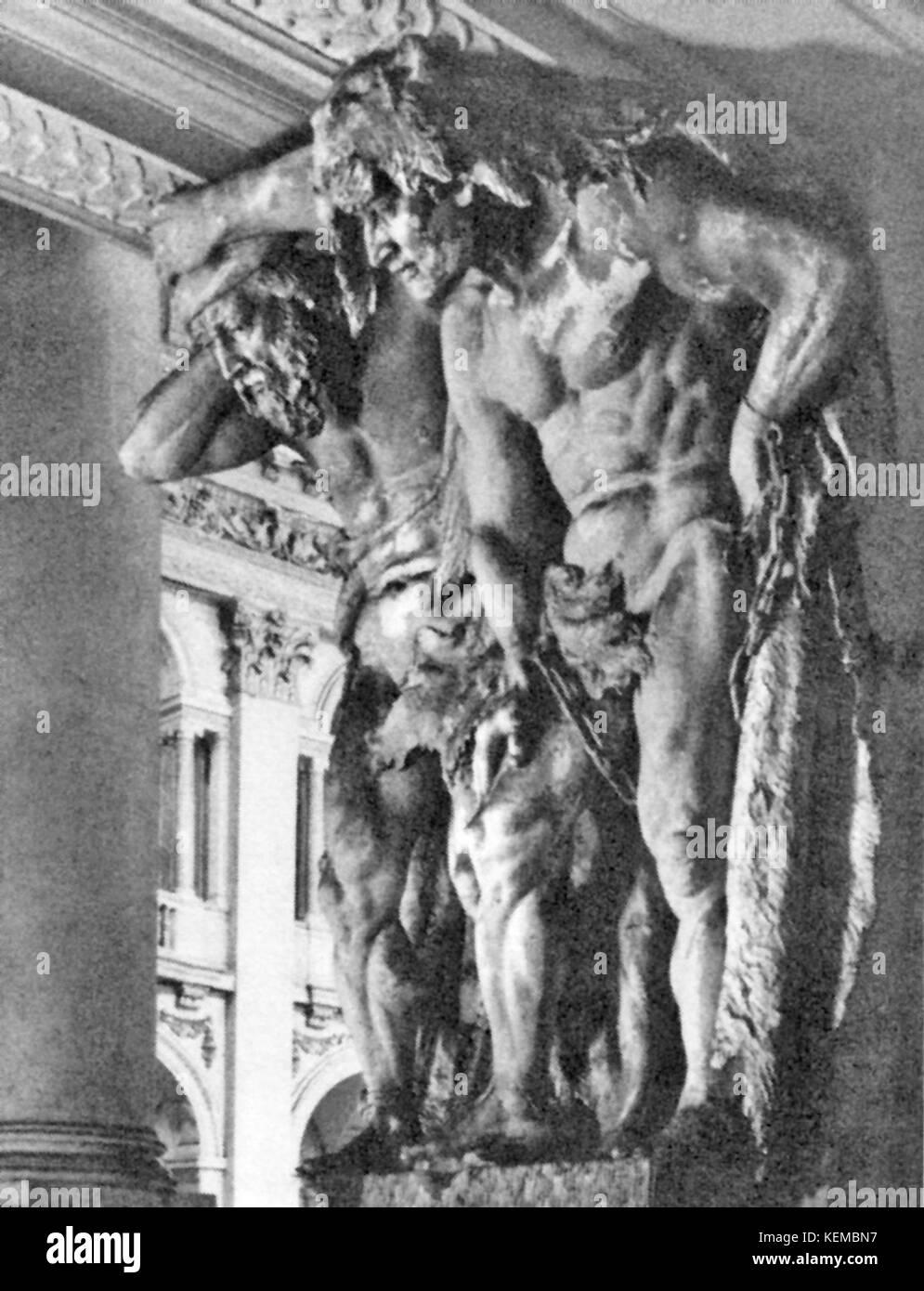 Albertinum Atlanten - Stock Image