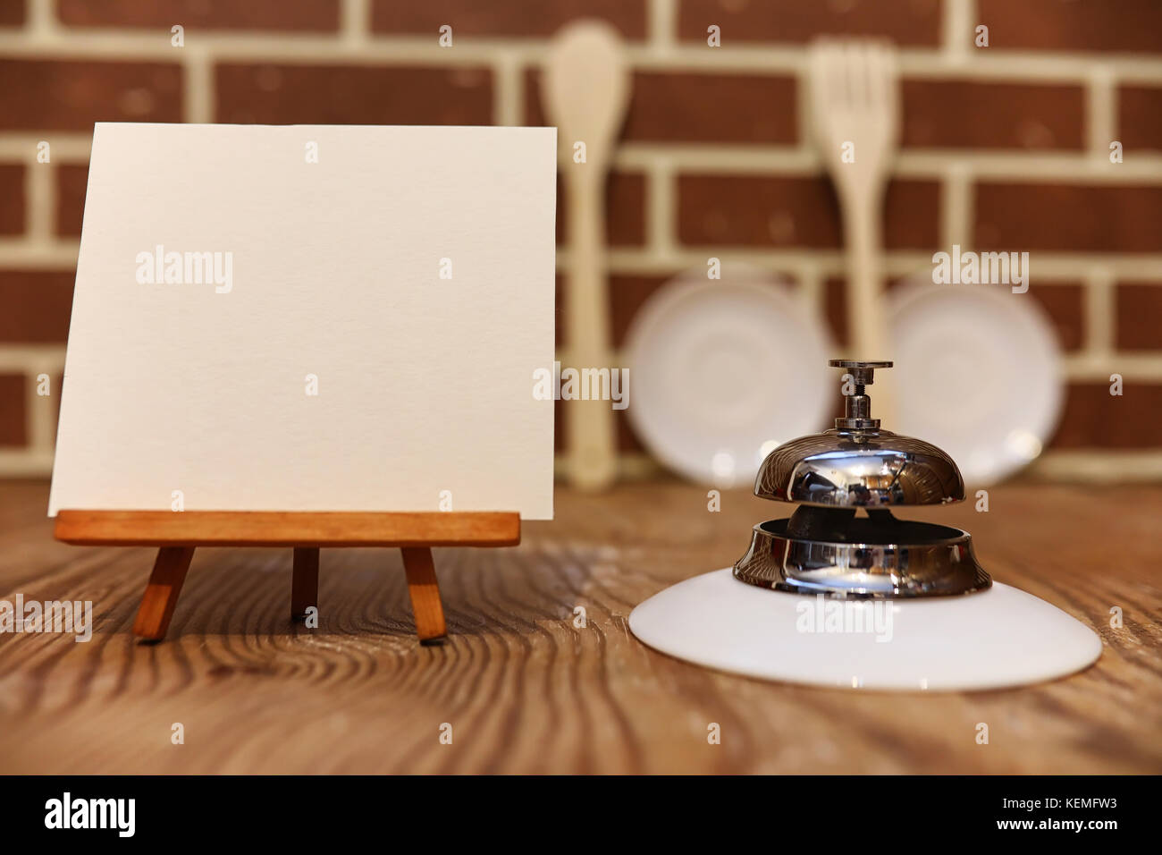 different objects on a kitchen - Stock Image