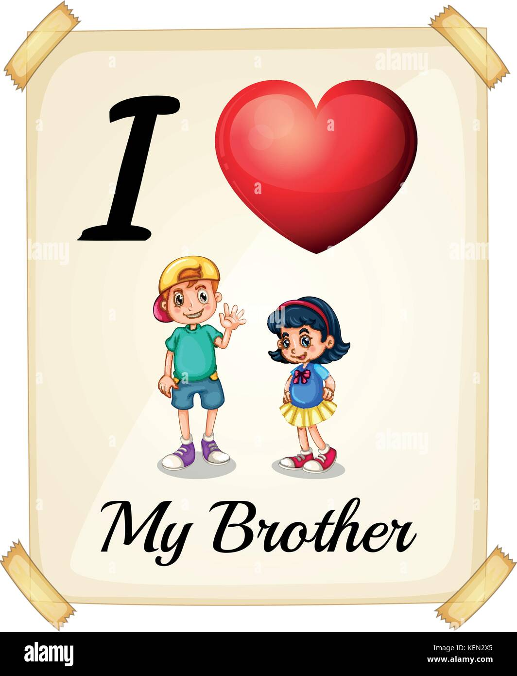 Love my brother