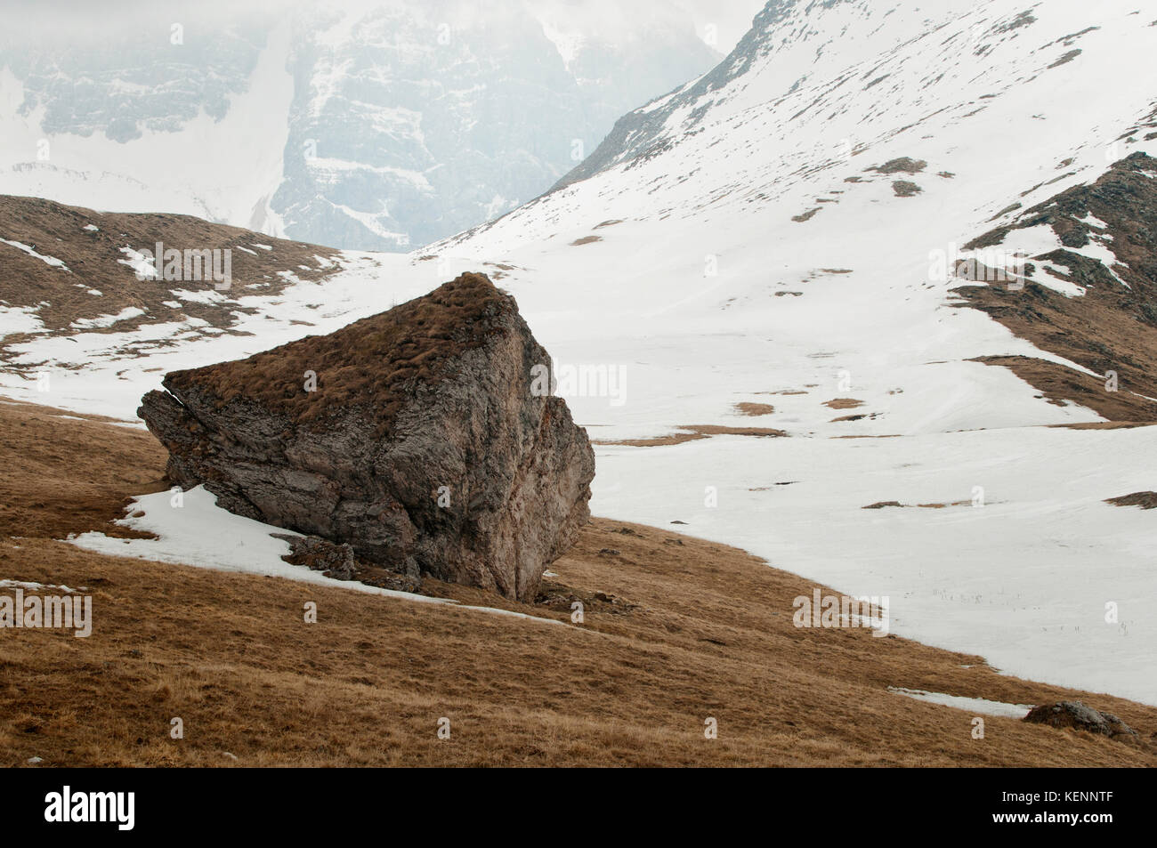 The Dolomiti of Cadore, Italy - Stock Image