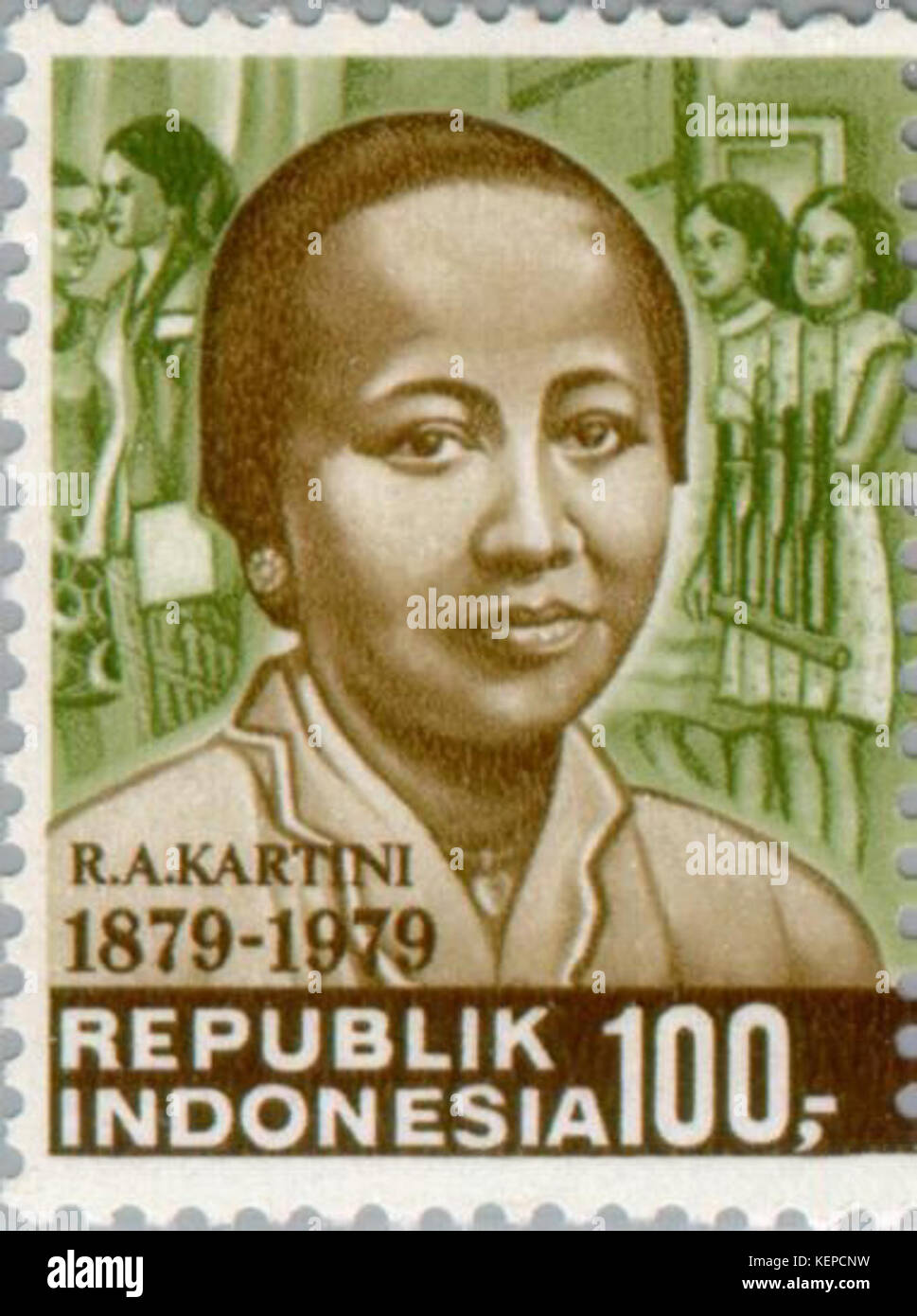 kartini high resolution stock photography and images alamy https www alamy com stock image kartini 1979 indonesia stamp 163991461 html